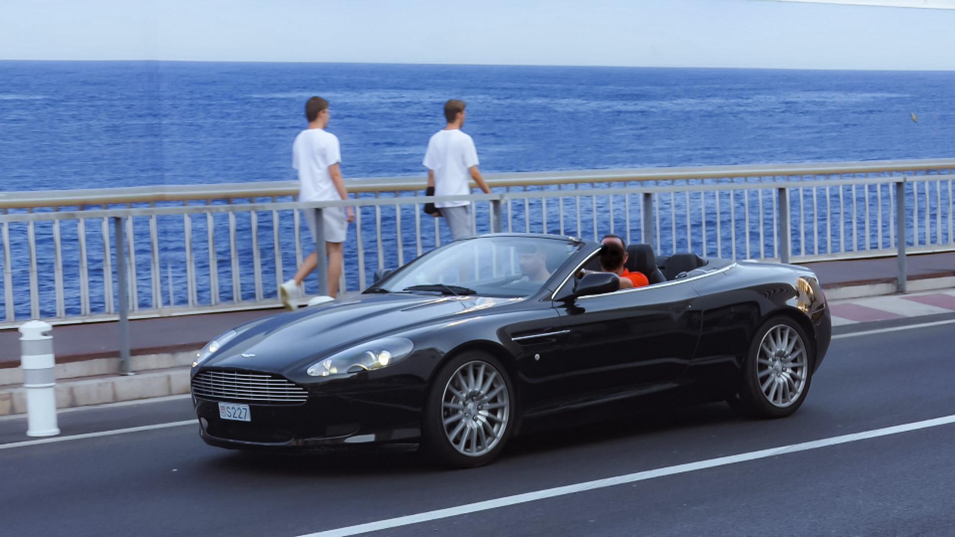 Aston Martin DB9 Volante - S227 (MC)