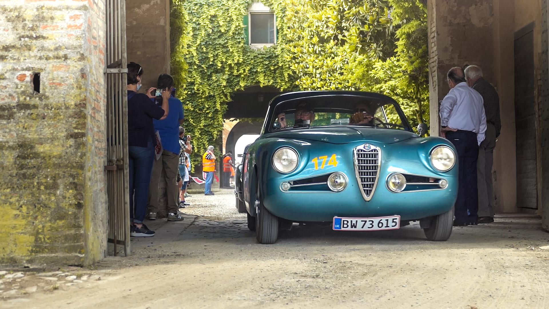 Alfa Romeo 1900C Super Sprint Touring - BW-73615 (DK)