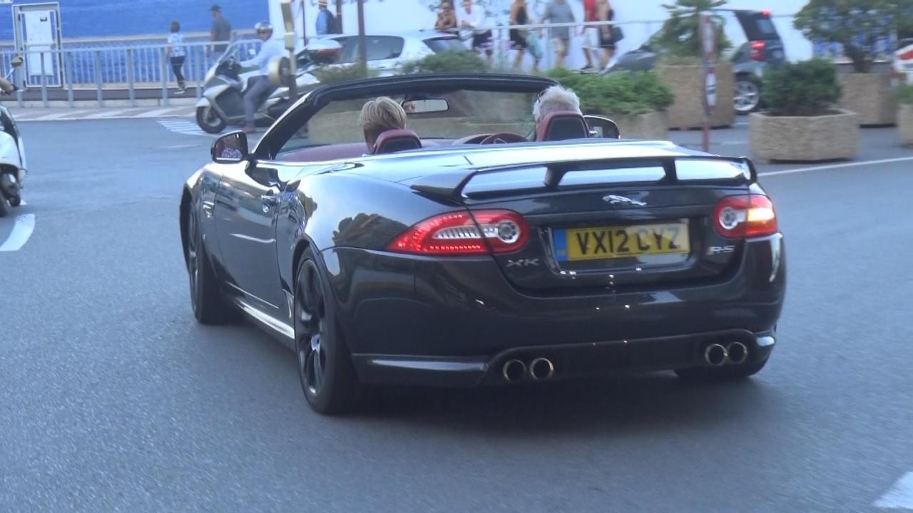 Jaguar XK R-S - VX12-CYZ (GB)