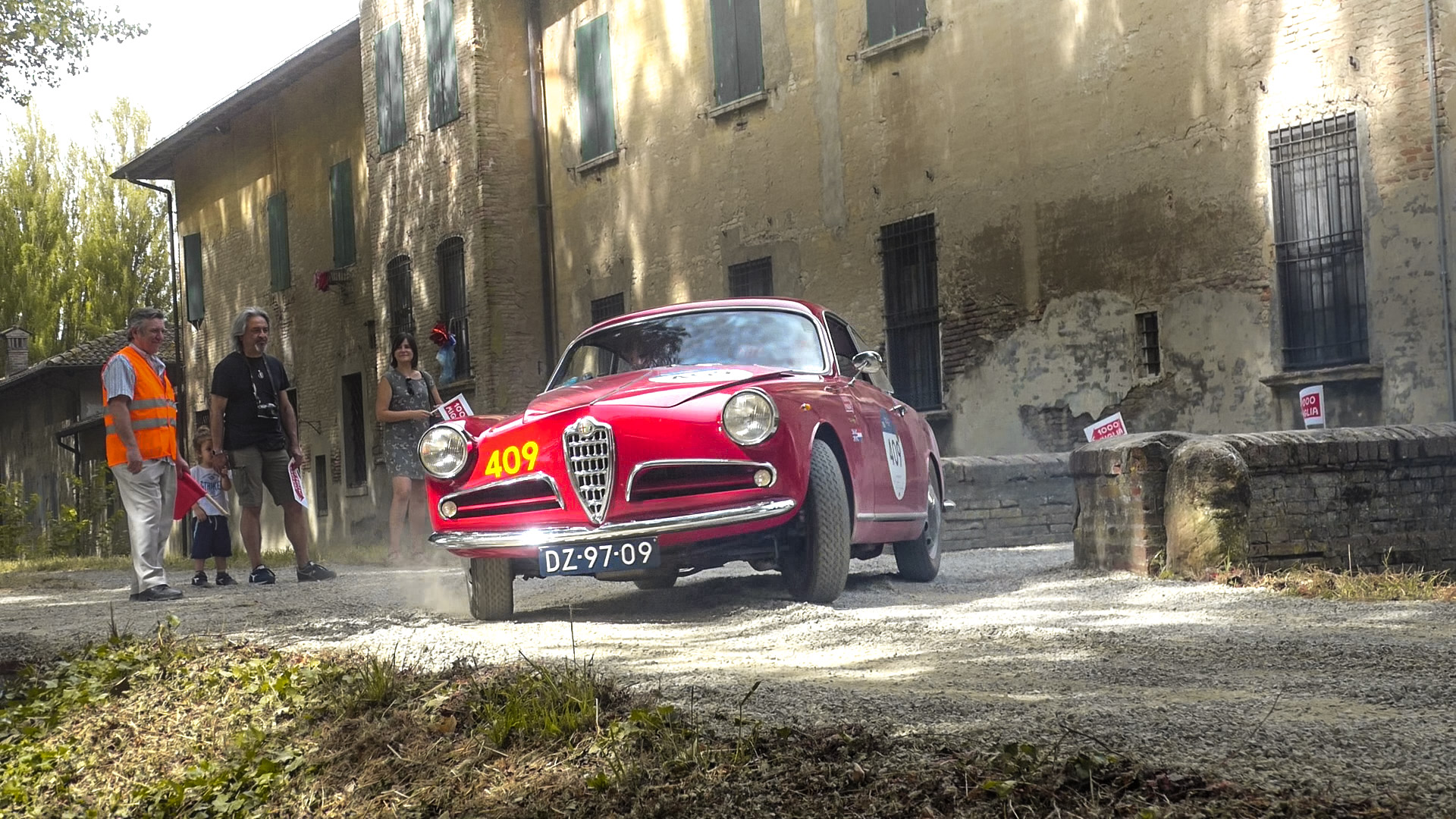 Alfa Romeo Giulietta Sprint - DZ-97-09 (NL)