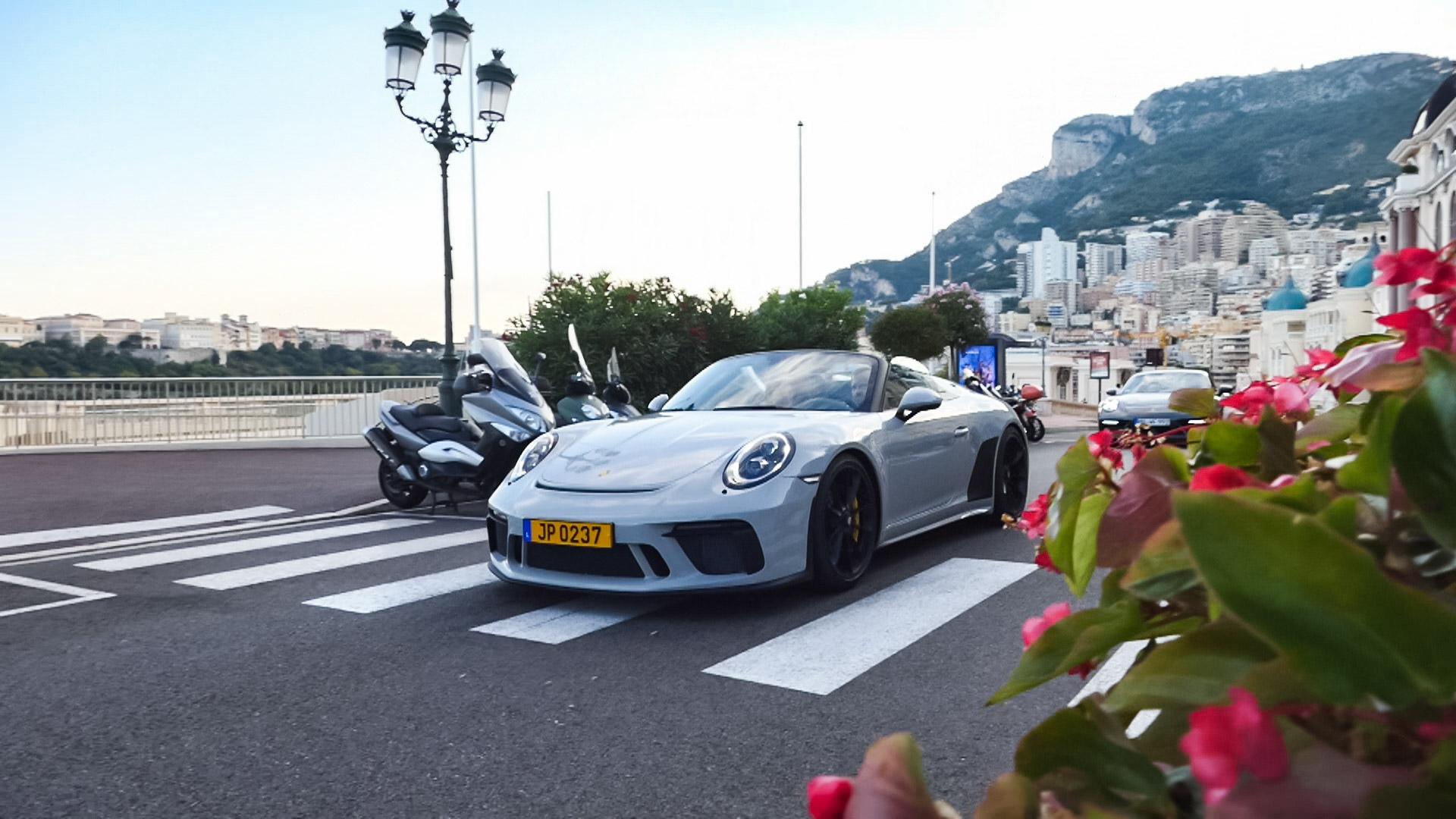 Porsche 991 Speedster - JP-0237 (LUX)