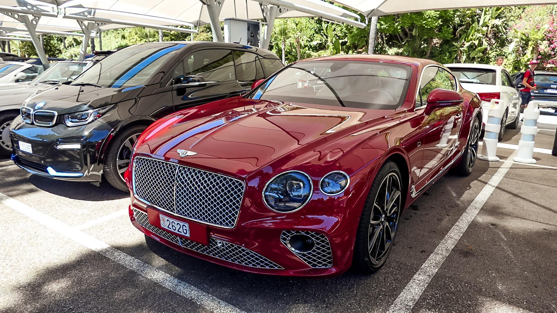 Bentley Continental GT - 262G (MC)