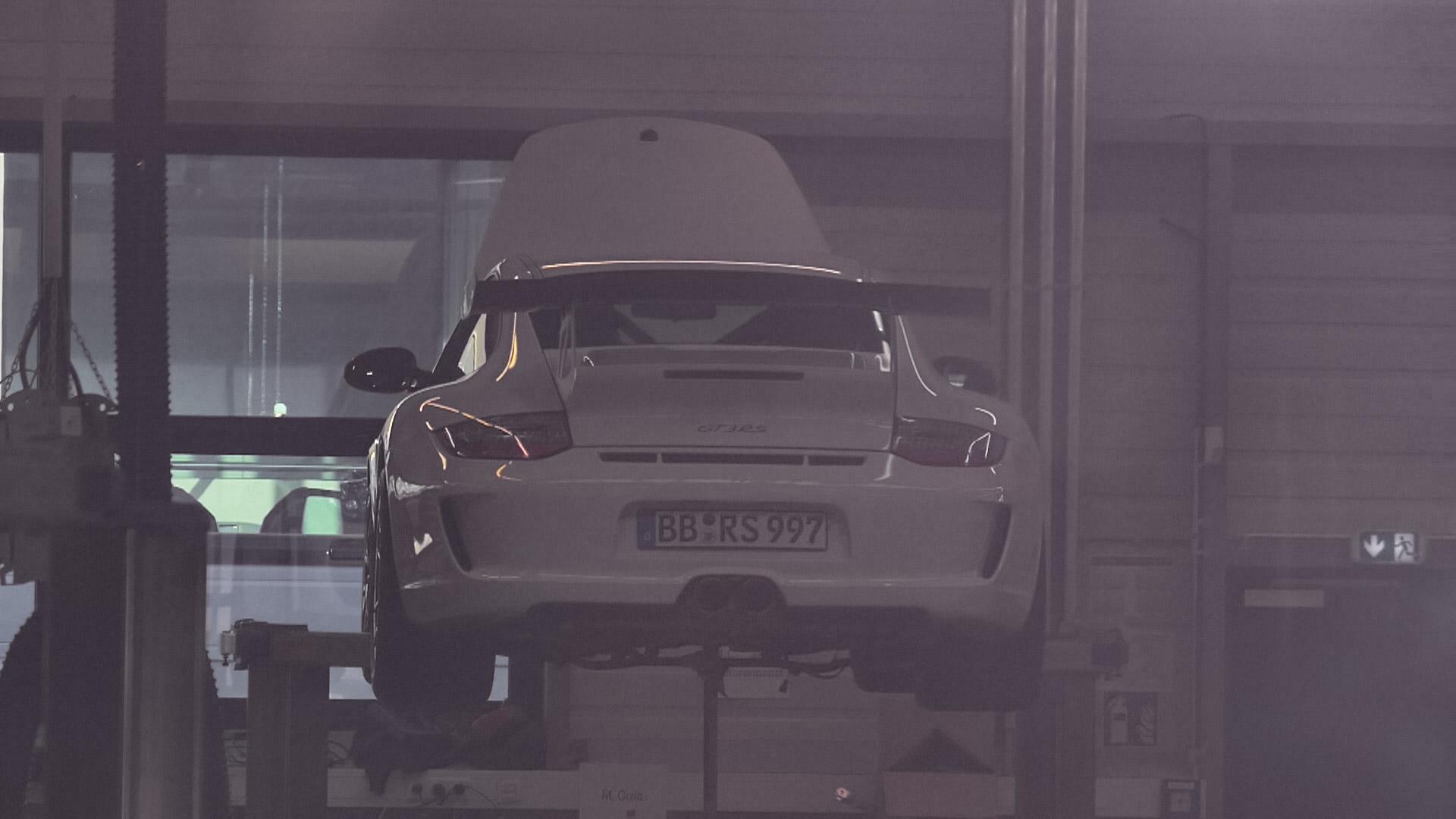 Porsche 911 GT3 RS - BB-RS-997