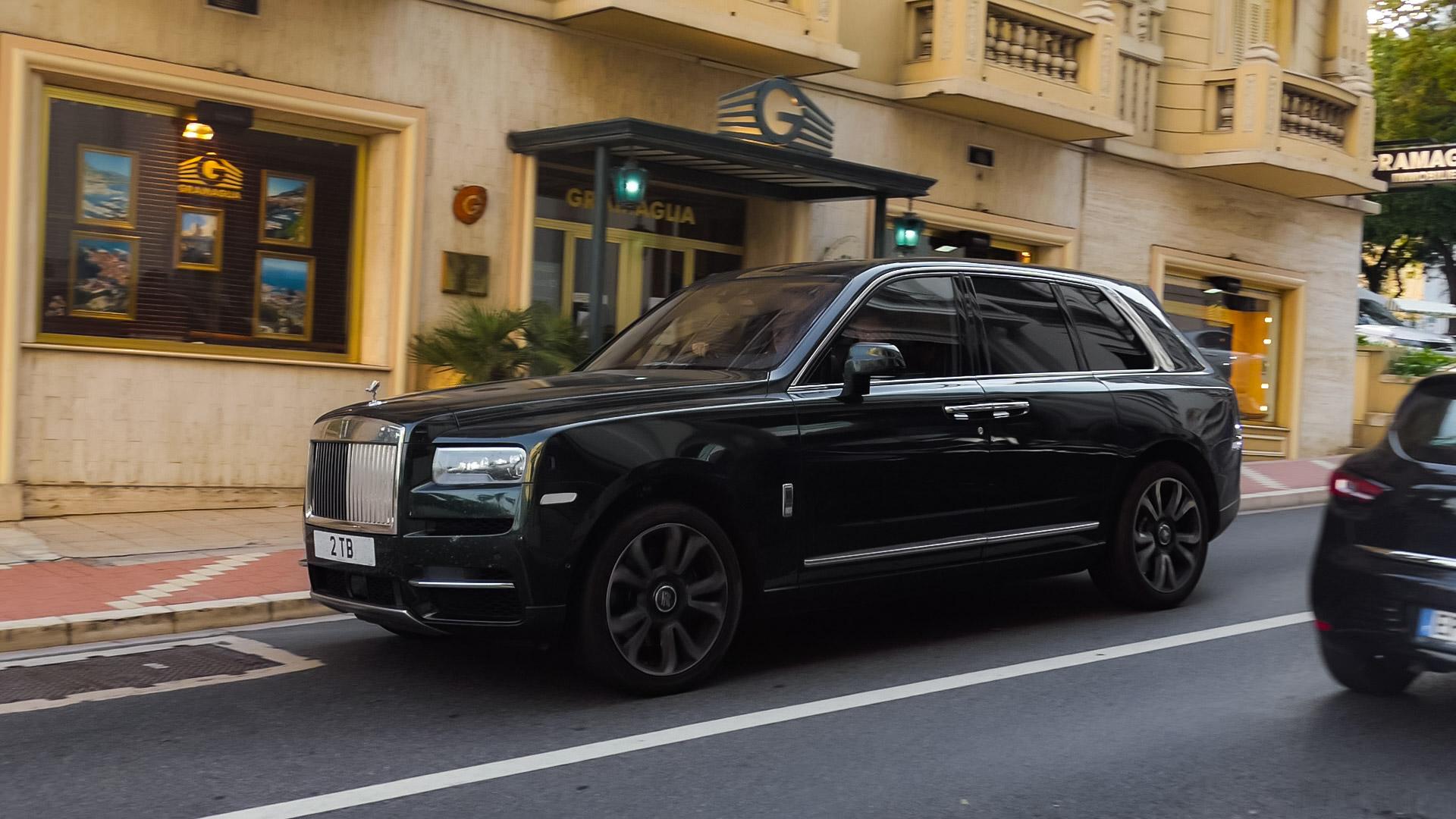 Rolls Royce Cullinan - 2TB (GB)