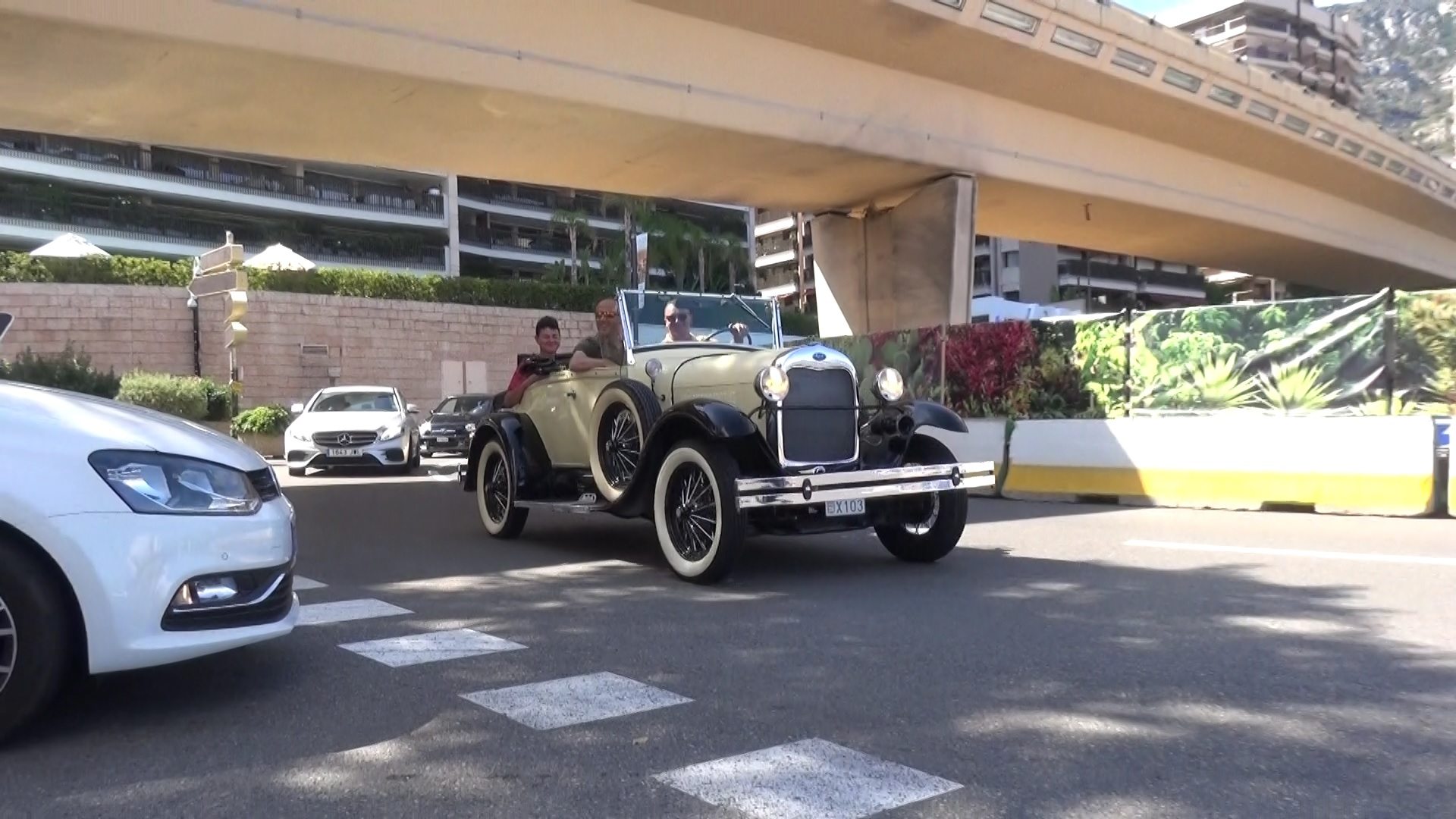 Ford Model A Cabriolet - X103 (MC)
