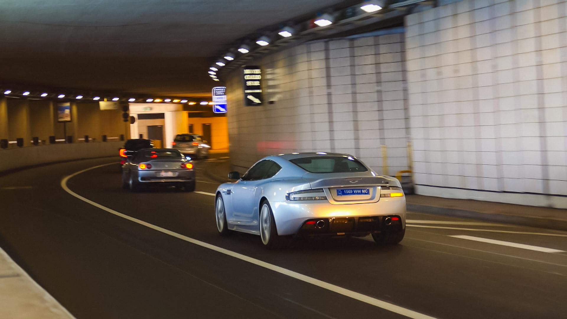 Aston Martin DBS - 1569-WW-MC (MC)