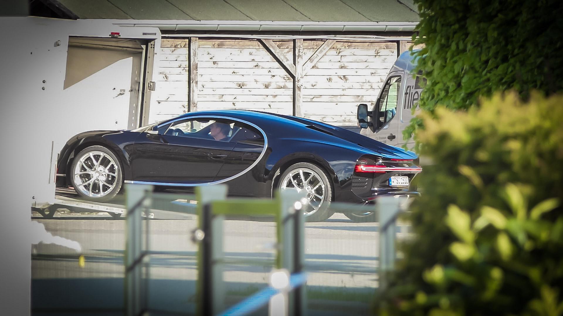 Bugatti Chiron - A-SO-1500