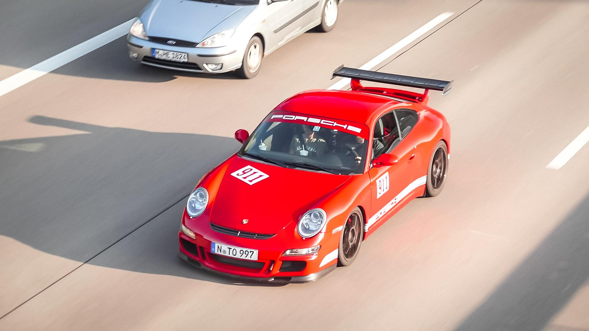 Porsche GT3 997 - N-TO-997