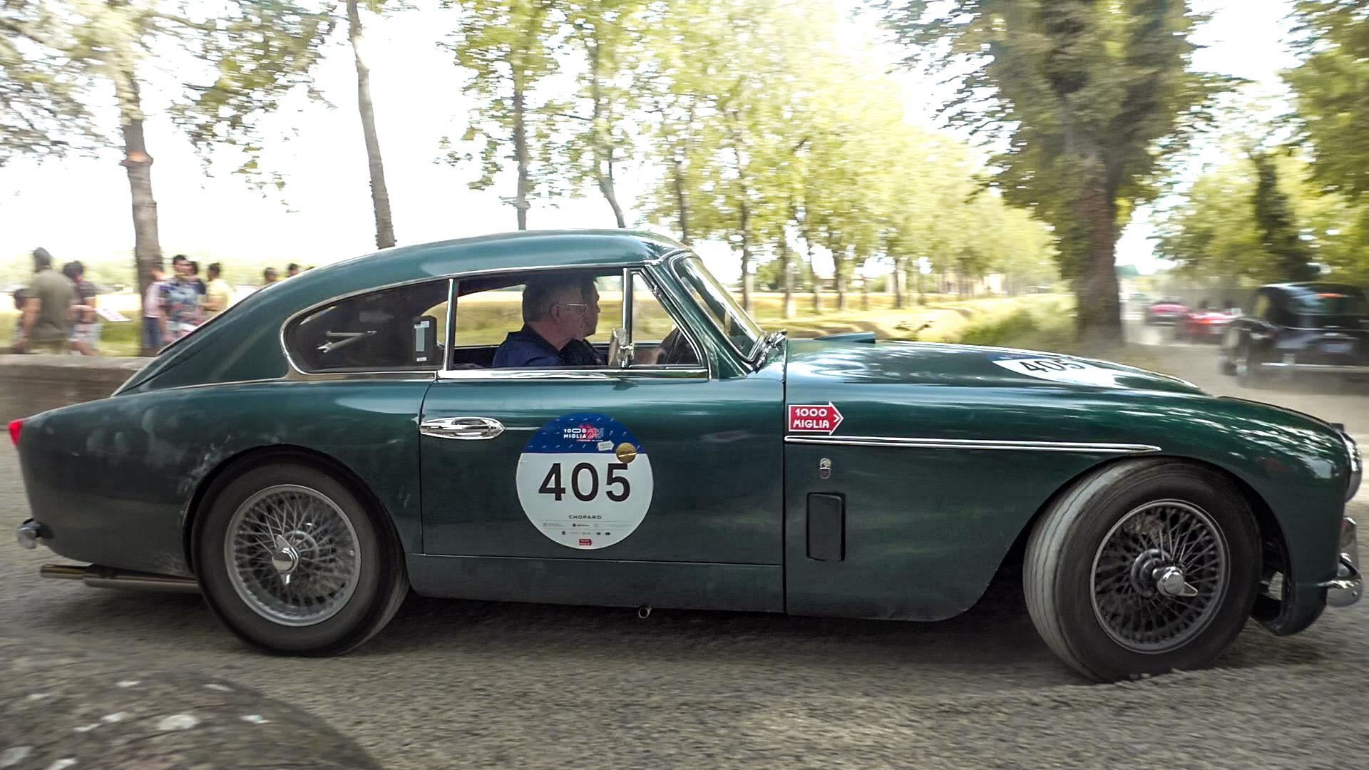 Aston Martin DB2 - SLS-CB-4H
