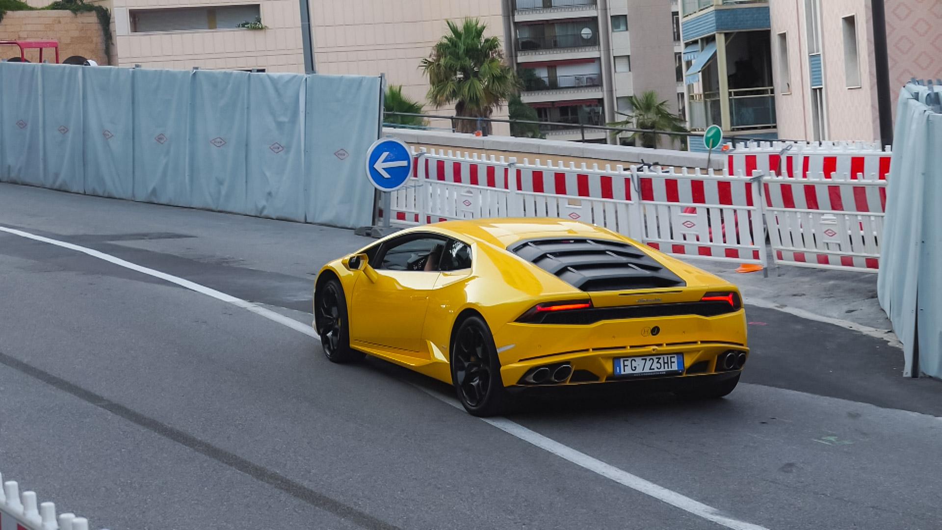 Lamborghini Huracan - FG-723-HF (ITA)