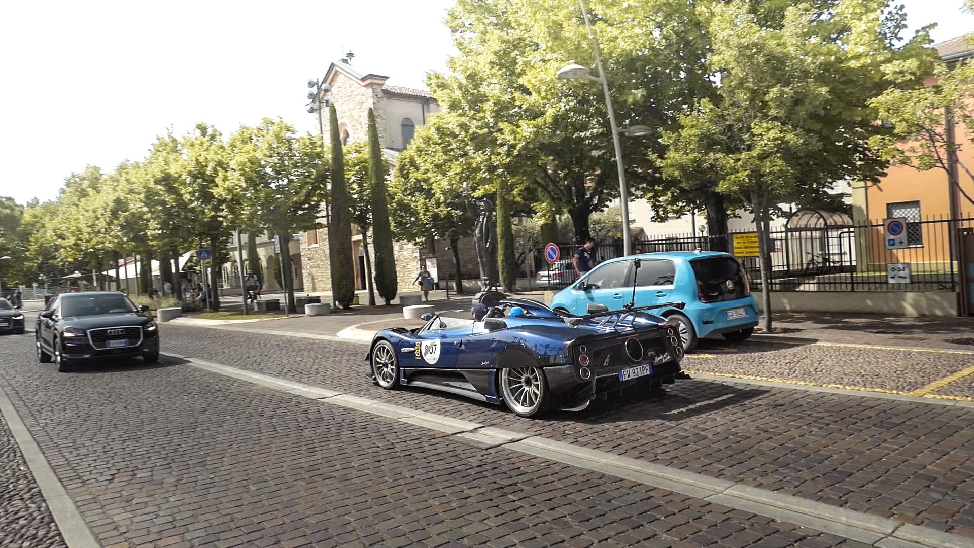 Pagani Zonda HP Barchetta - FW-921-PF (ITA)