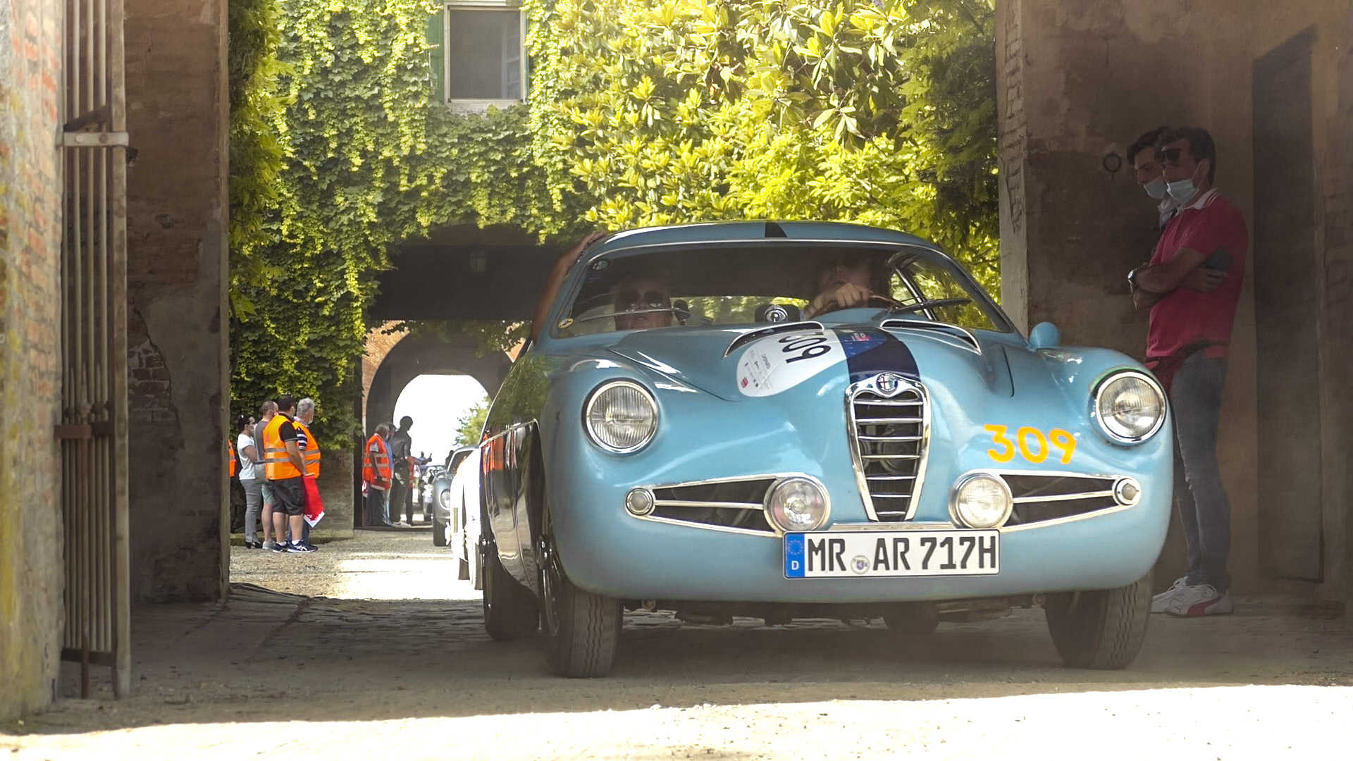Alfa Romeo 1900 SS Zagato (1of39) - MR-AR-717H