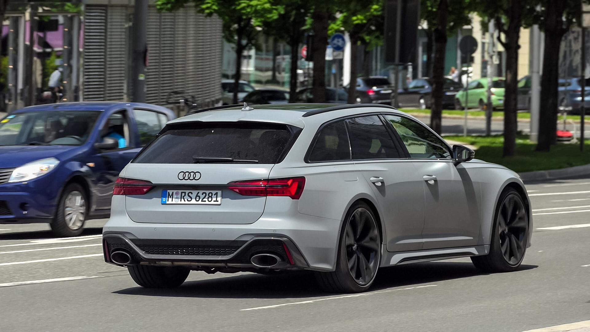 Audi RS6 - M-RS-6281