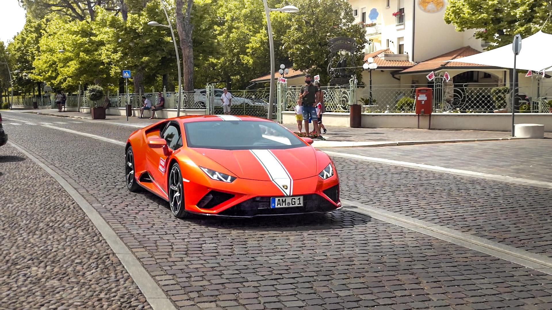 Lamborghini Huracan Evo RWD - AM-G-1