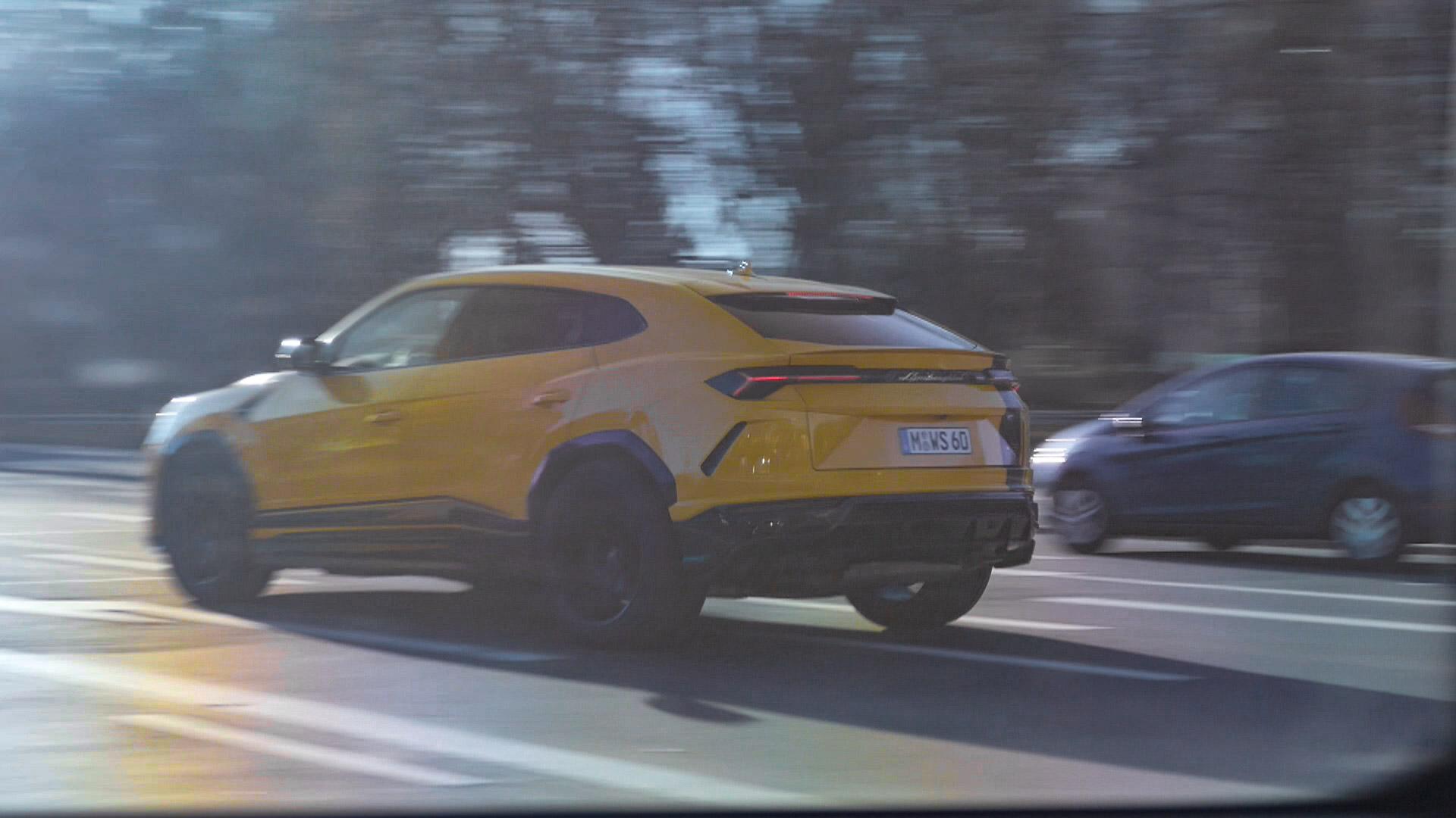 Lamborghini Urus - M-WS-60