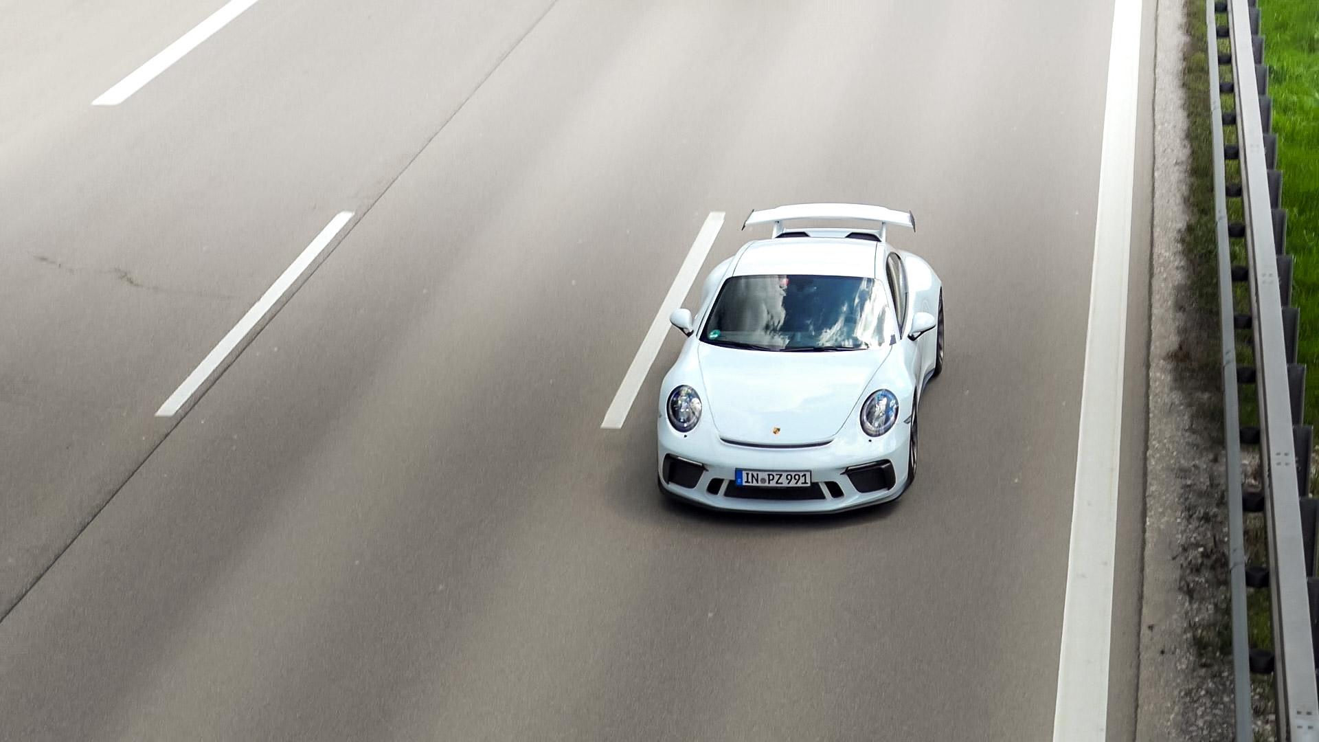 Porsche 991 GT3 - IN-PZ-991