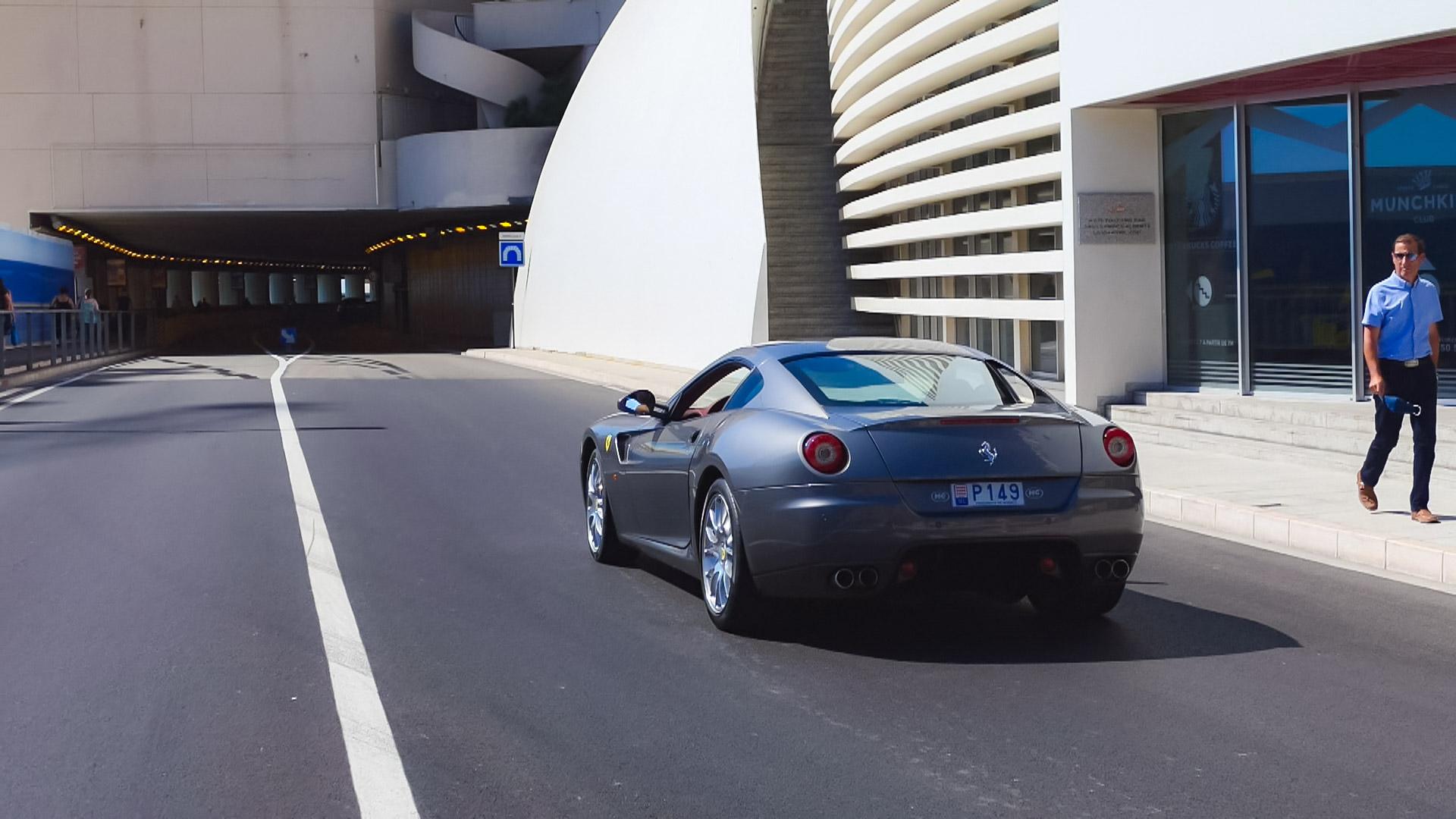 Ferrari 599 GTB - P149 (MC)