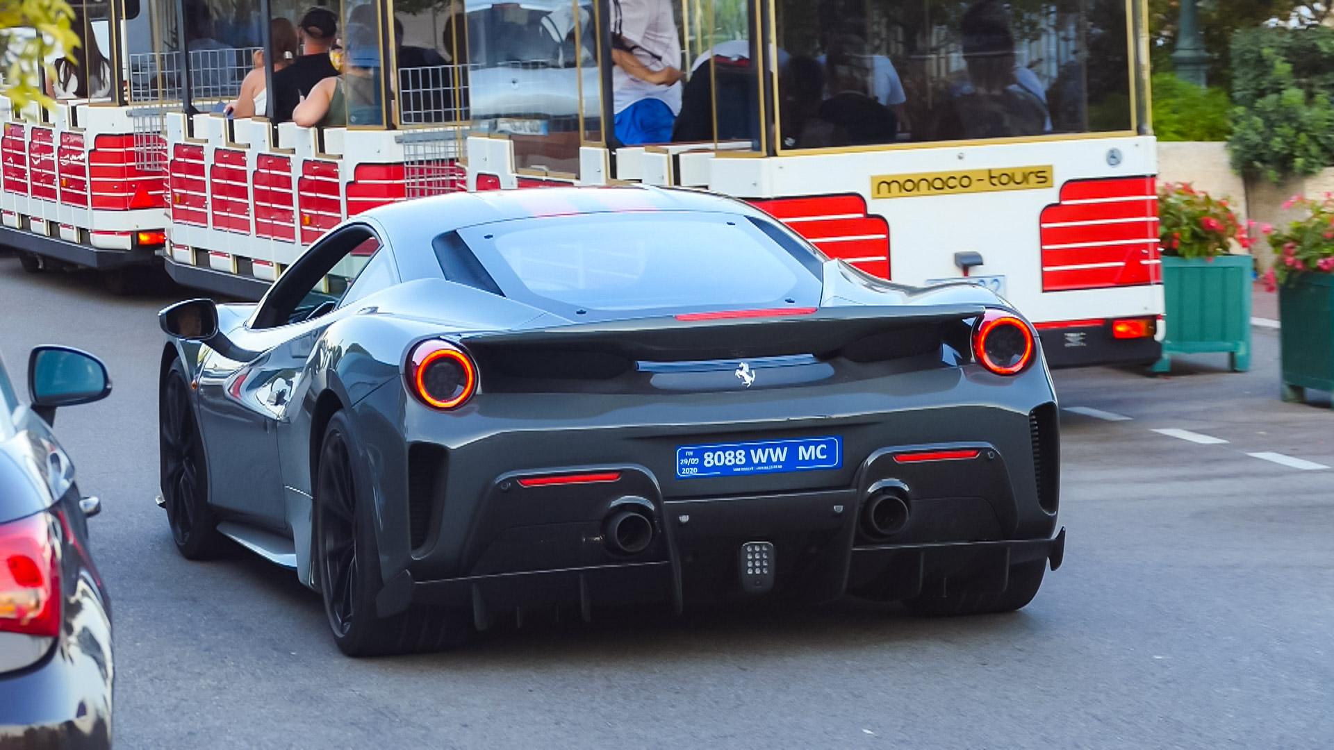 Ferrari 488 Pista - 8088-WW-MC (MC)