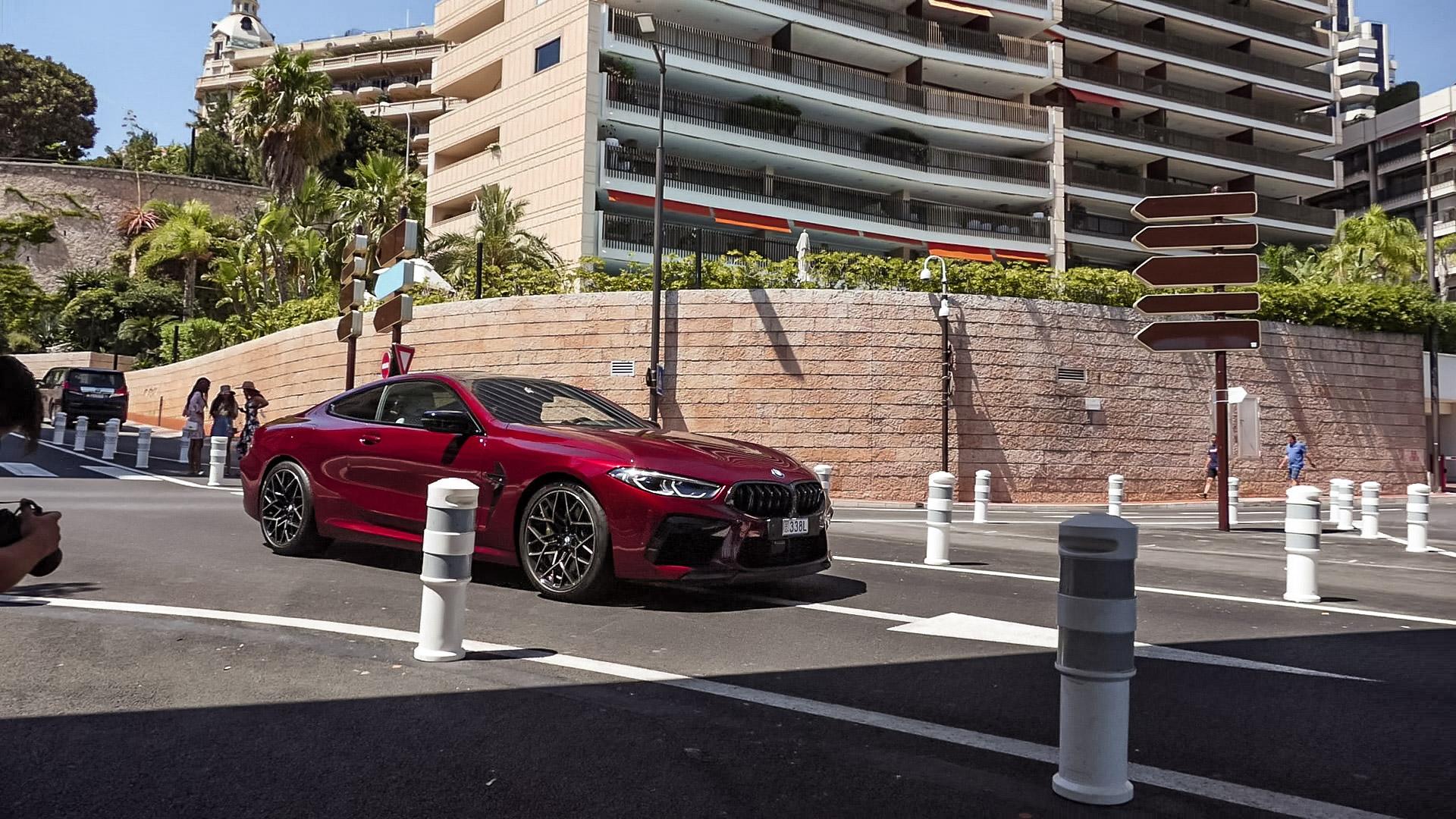 BMW M8 Competition - 338L (MC)