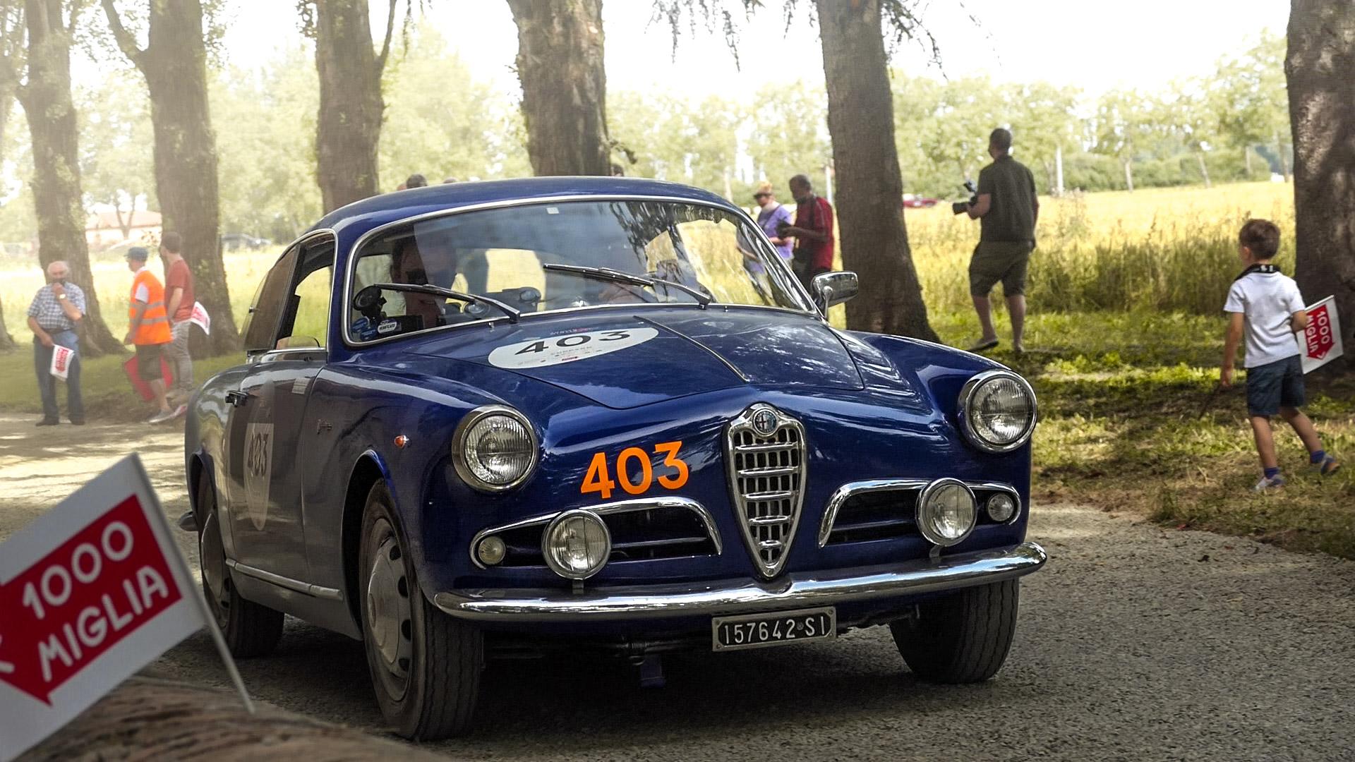 Alfa Romeo Giulietta Sprint - 157642-SI (ITA)