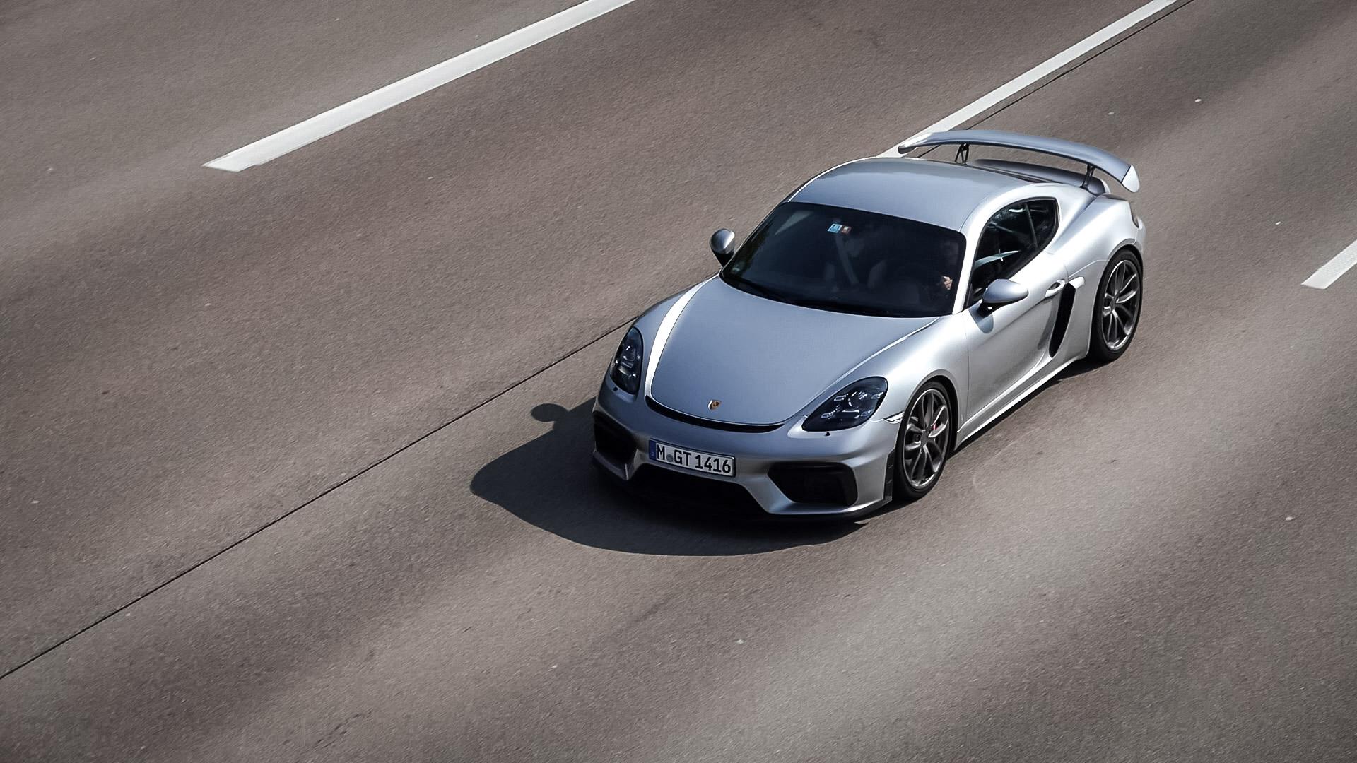 Porsche Cayman GT4 - M-GT-1416