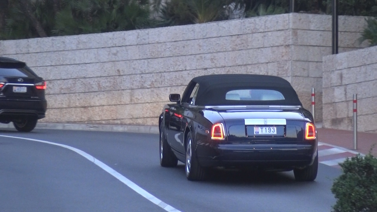 Rolls Royce Drophead - T193 (MC)