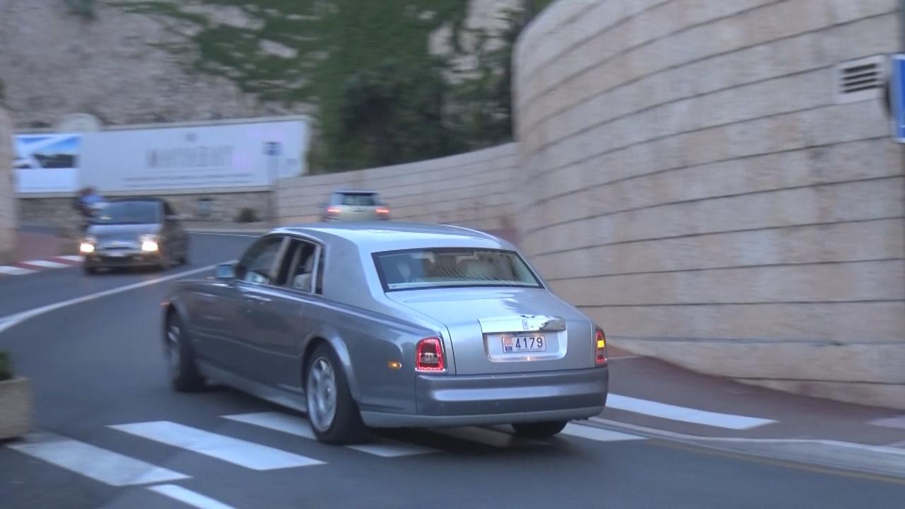 Rolls Royce Phantom - 4179 (MC)