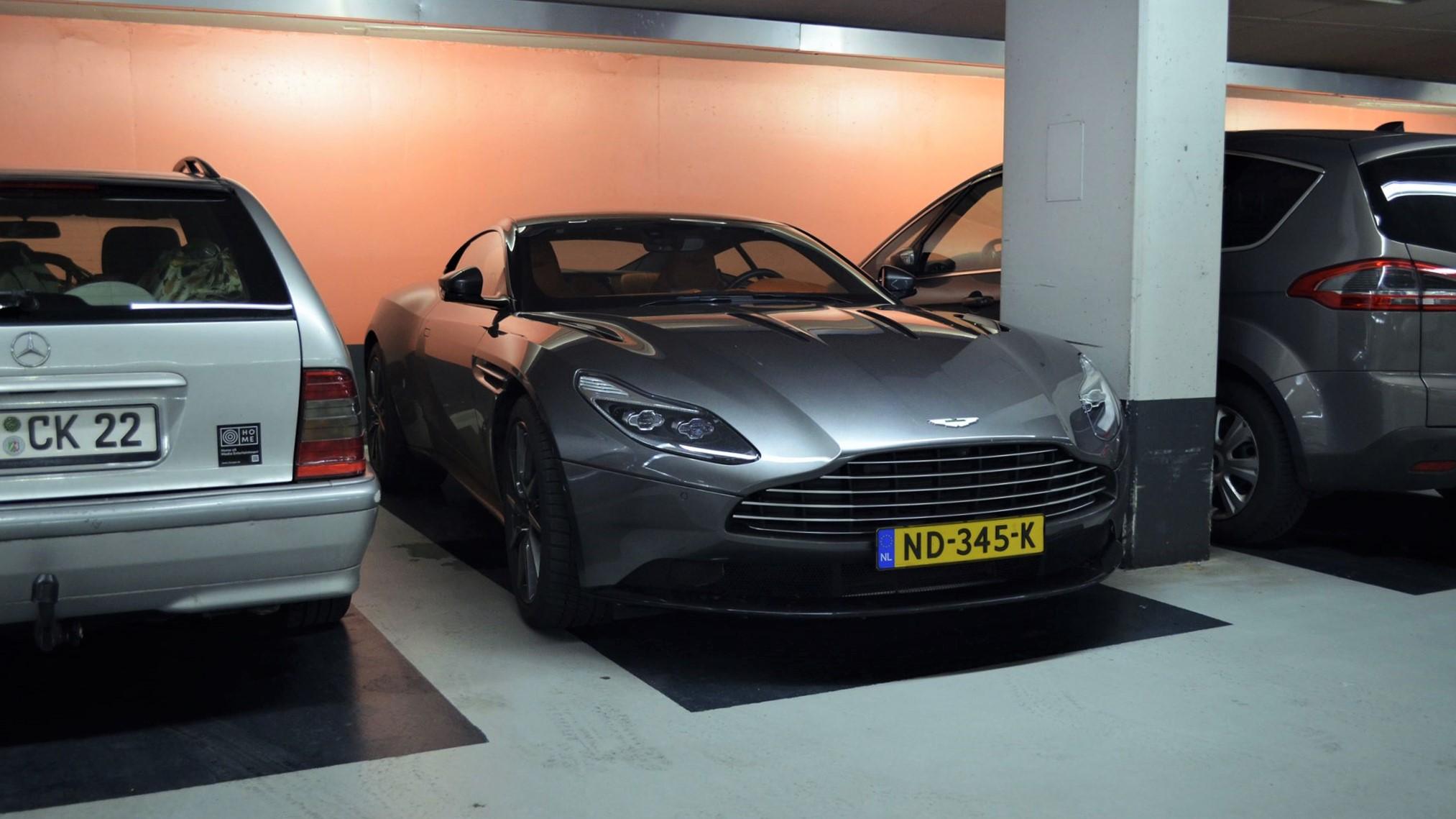 Aston Martin DB11 - ND-345-K (NL)
