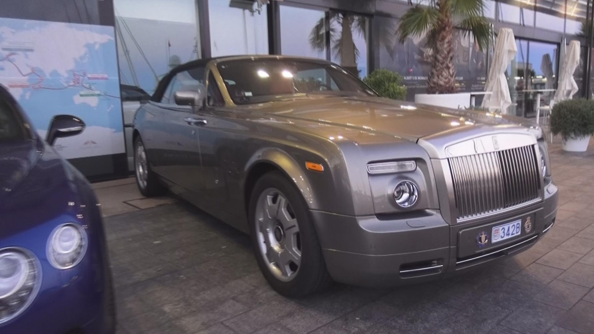 Rolls Royce Drophead - 342B (MC)