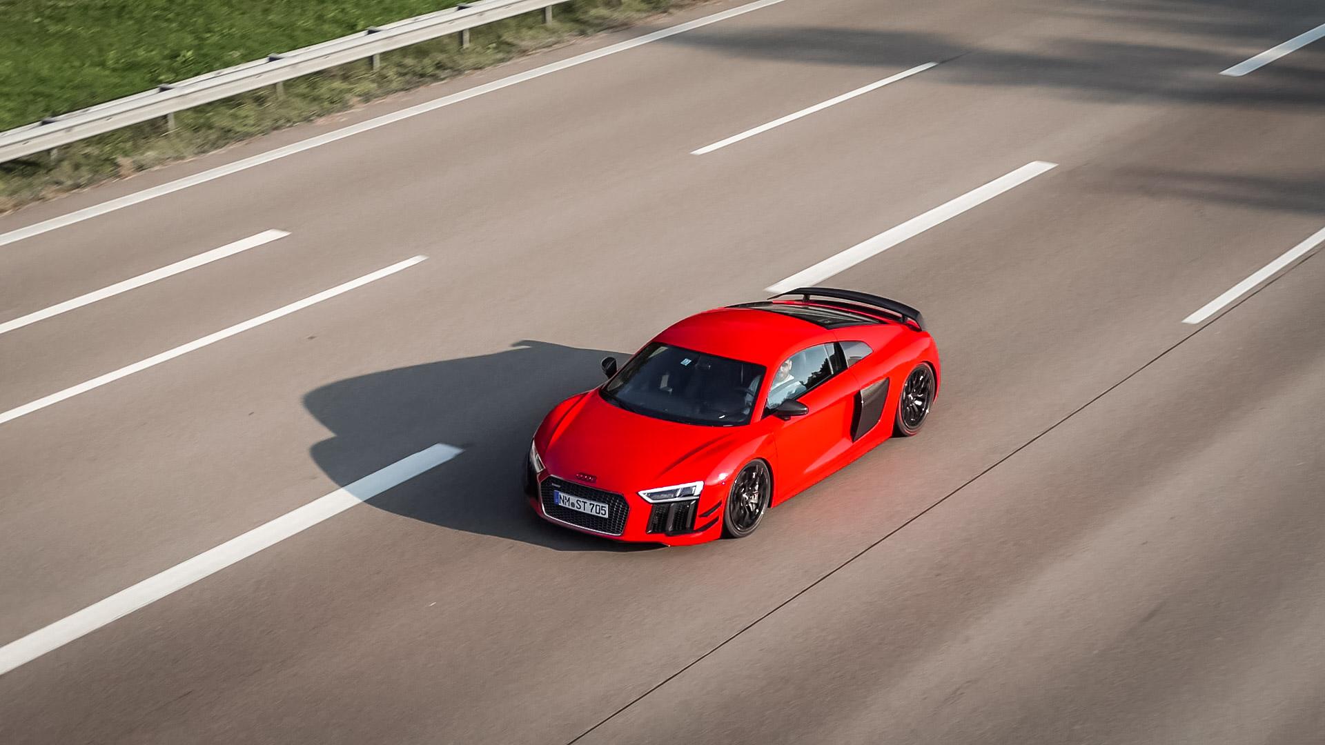Audi R8 V10 - NM-ST-705