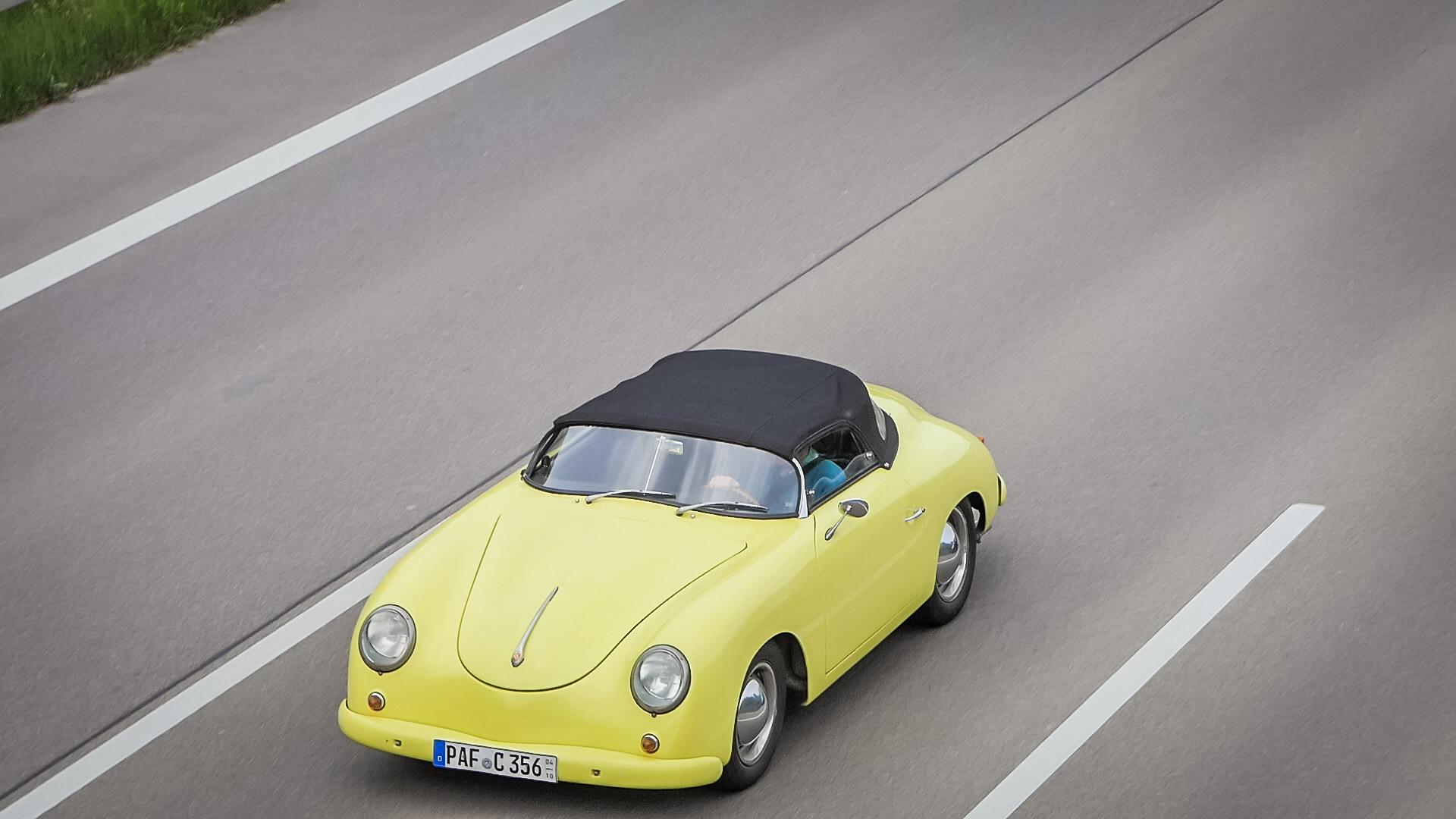 Porsche 356 Speedster - PAF-C-356