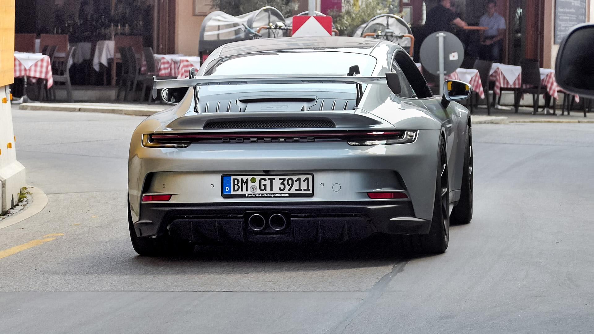 Porsche 992 GT3 - BM-GT-3911