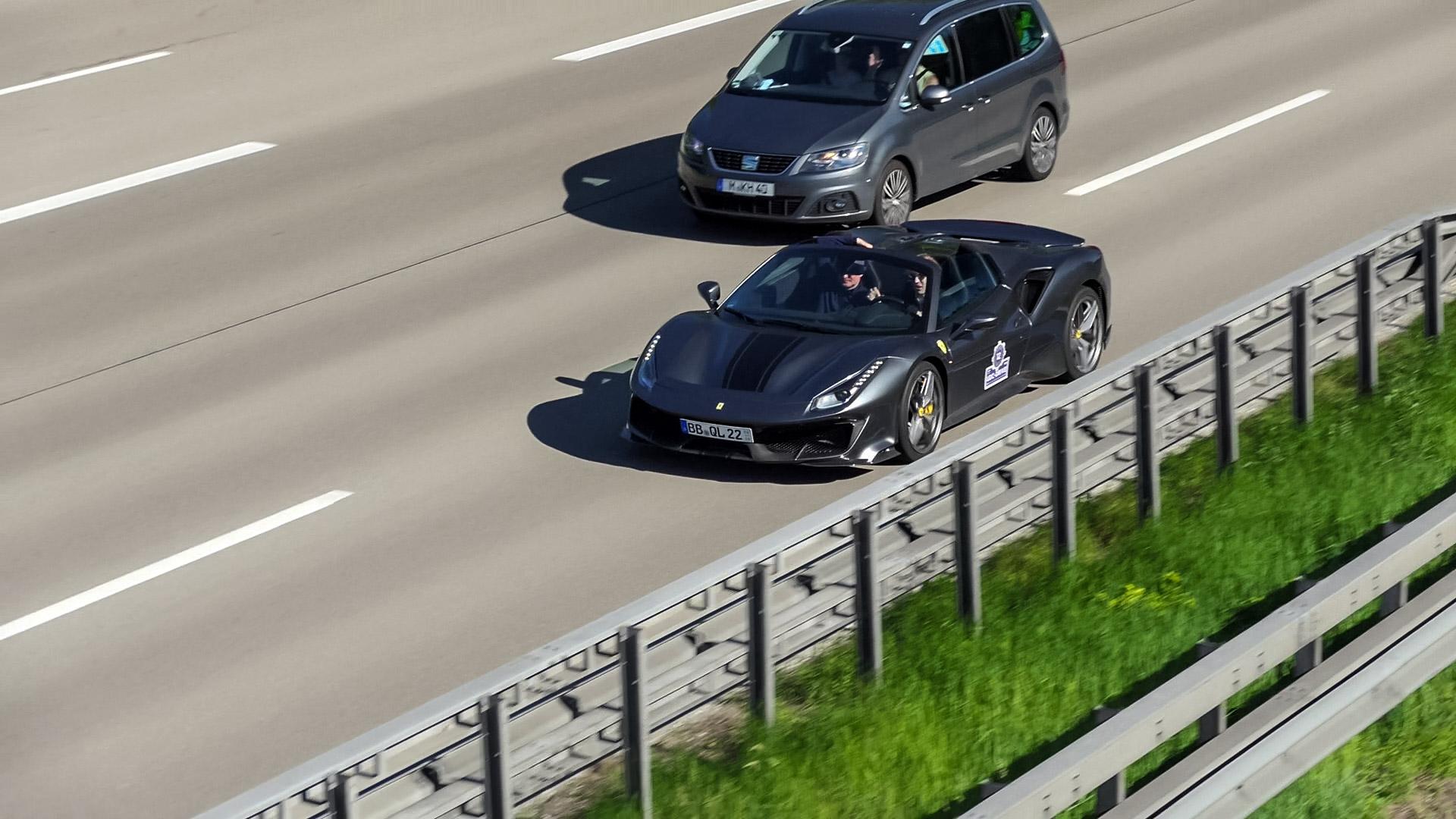Ferrari 488 Pista Spider - BB-QL-22