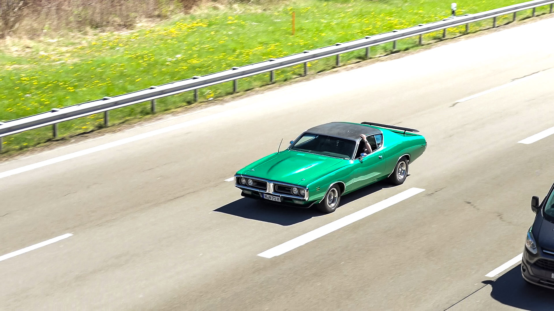 Dodge Charger 1971 - M-N-71H