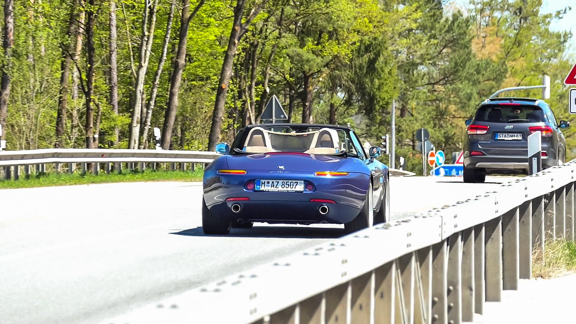 BMW Z8 Alpina - M-AZ-8507