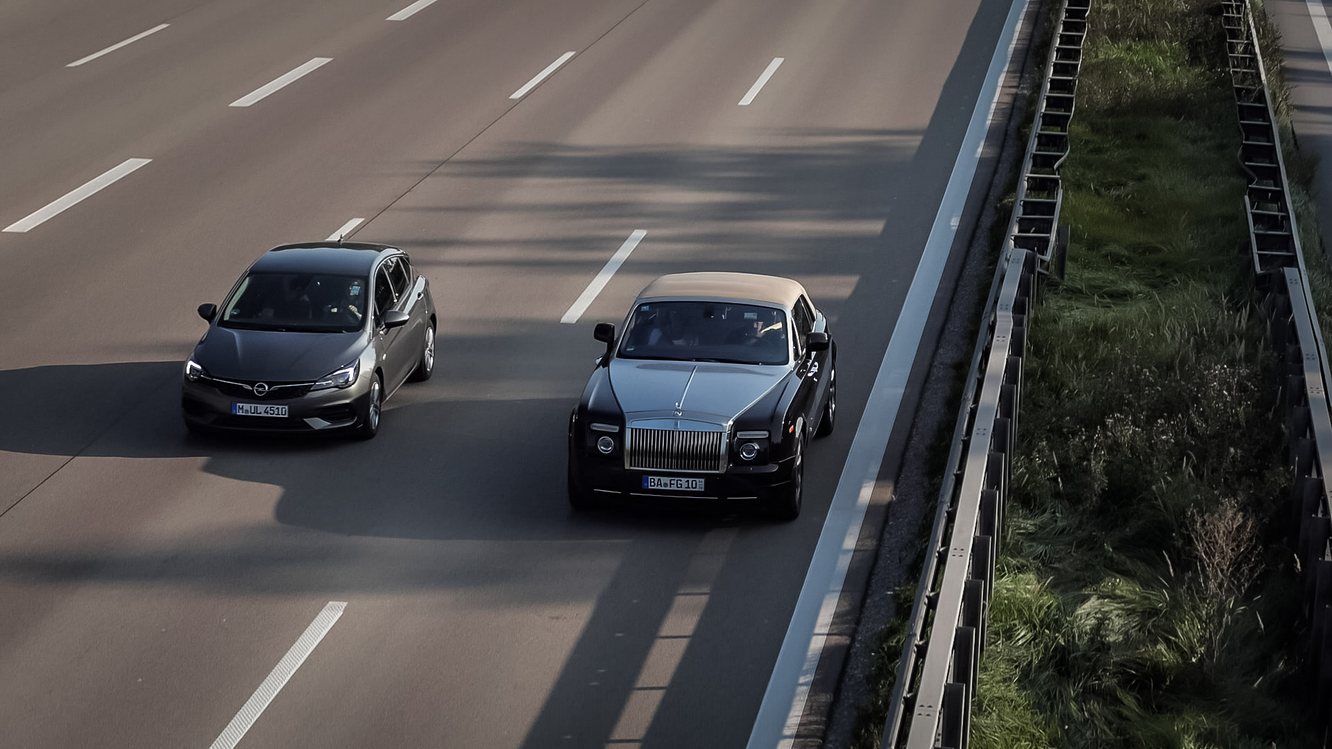 Rolls Royce Drophead - BA-FG-10