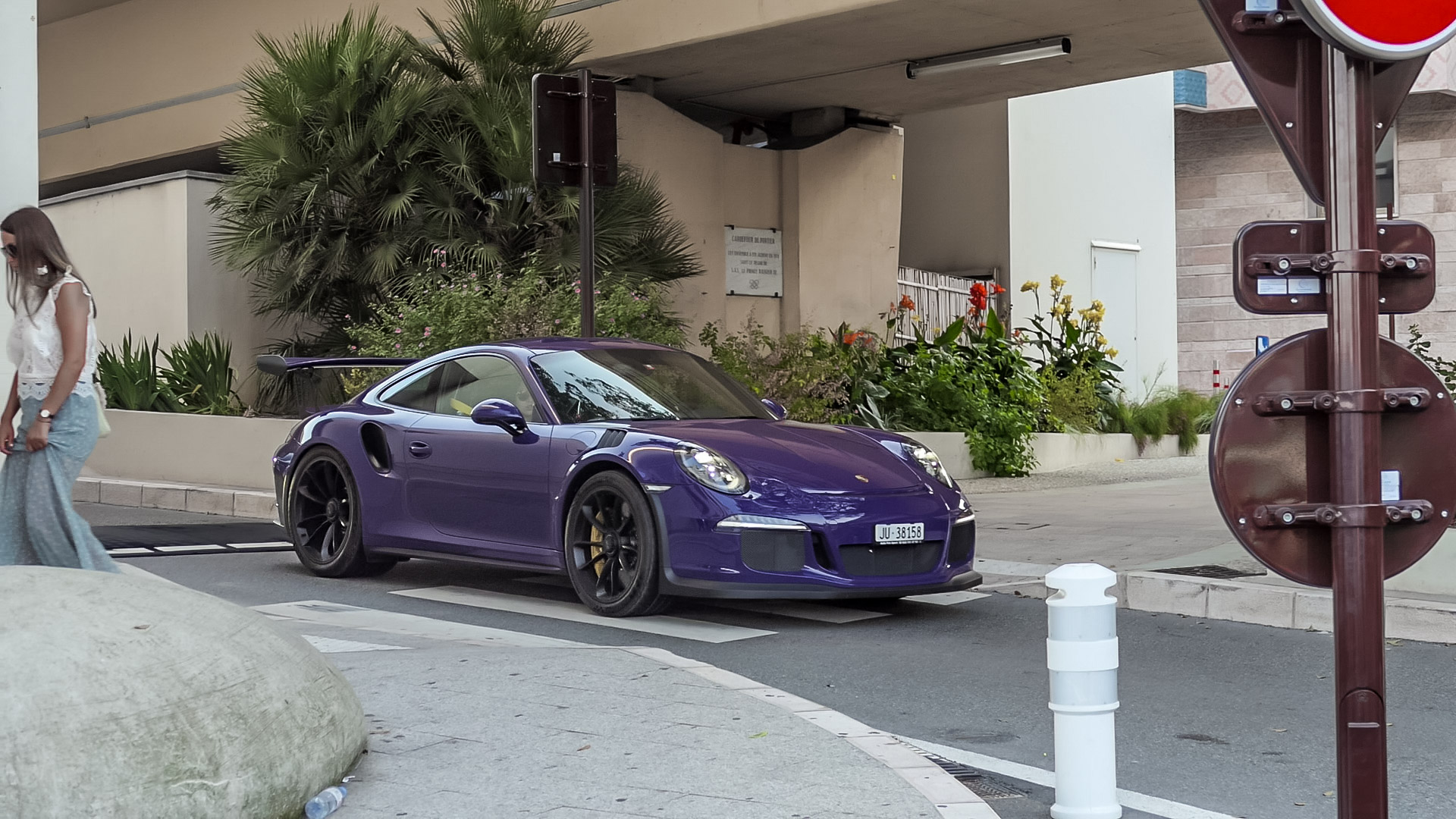 Porsche 911 GT3 RS - JU-38158 (CH)