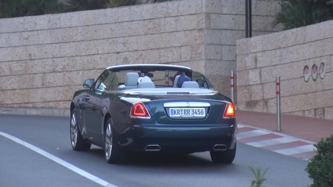 Rolls Royce Dawn - KR-RR-3456