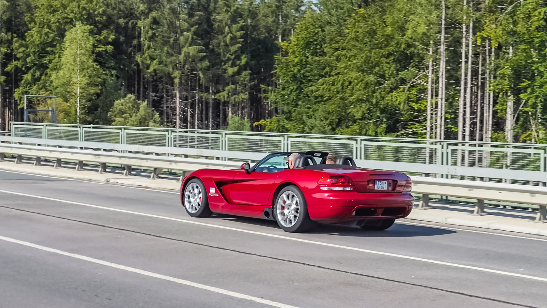 Dodge Viper SRT10 - TS-HQ-10