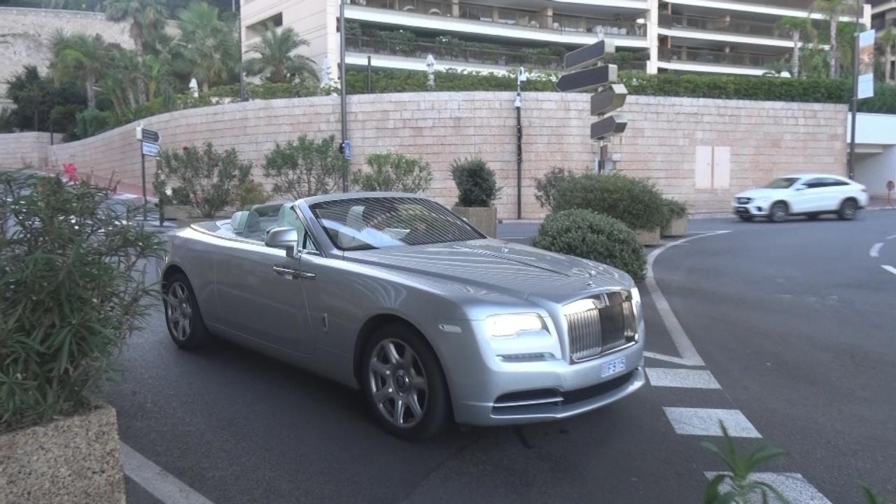 Rolls Royce Dawn - F915 (MC)