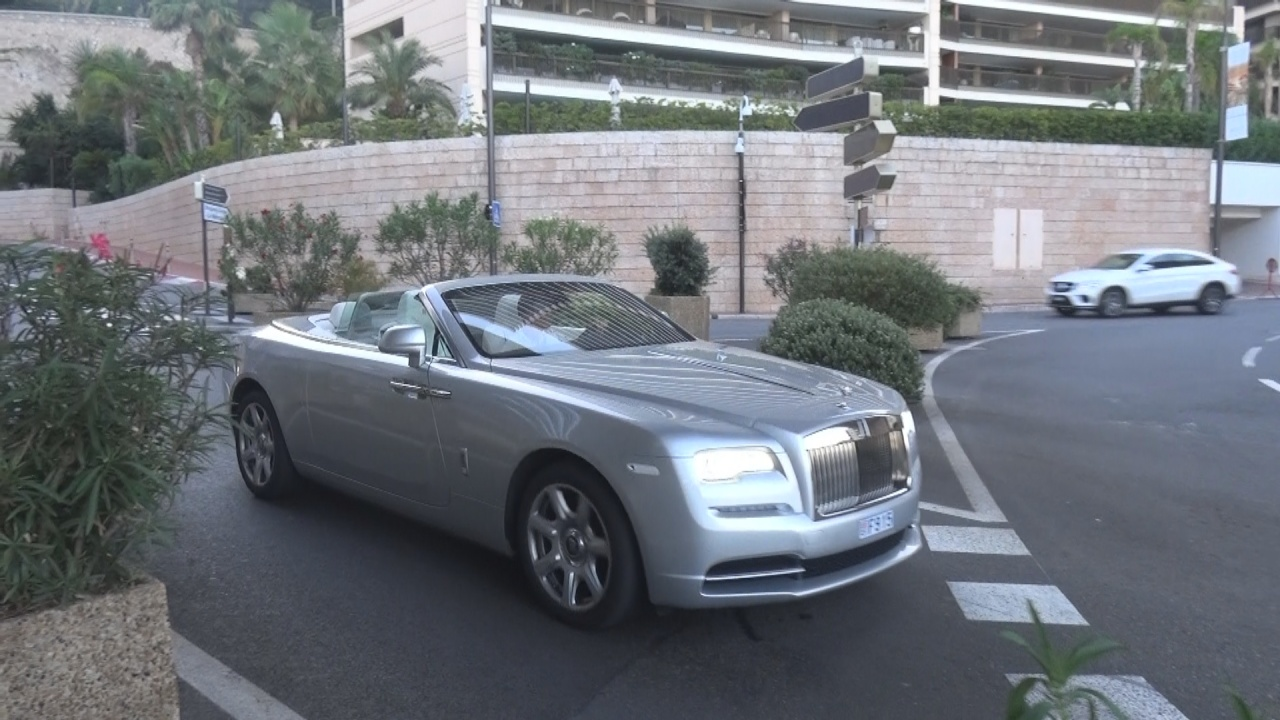Rolls Royce Dawn - F915 (MC)