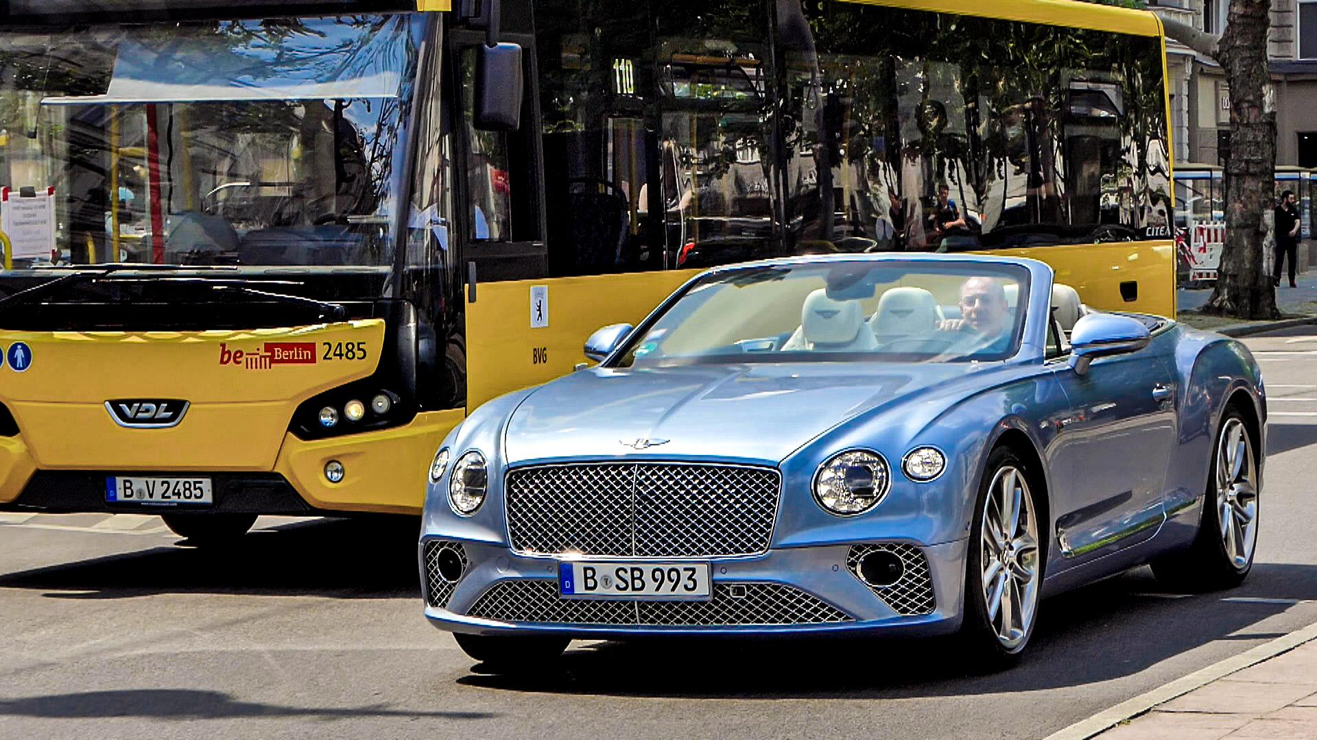 Bentley Continental GTC - B-SB-993
