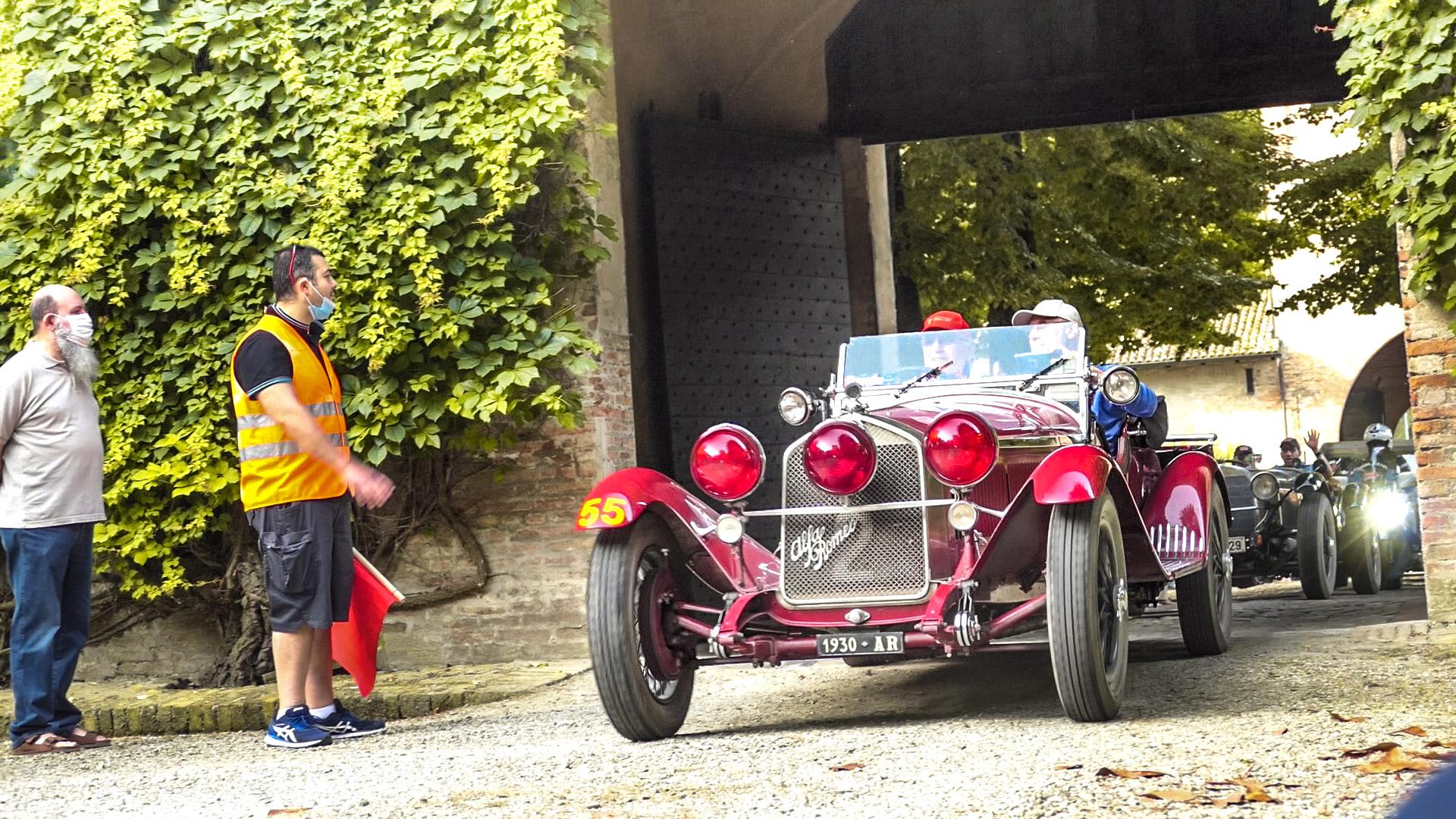 Alfa Romeo 6C 1750 GS Zagato - 1930-AR (ITA)