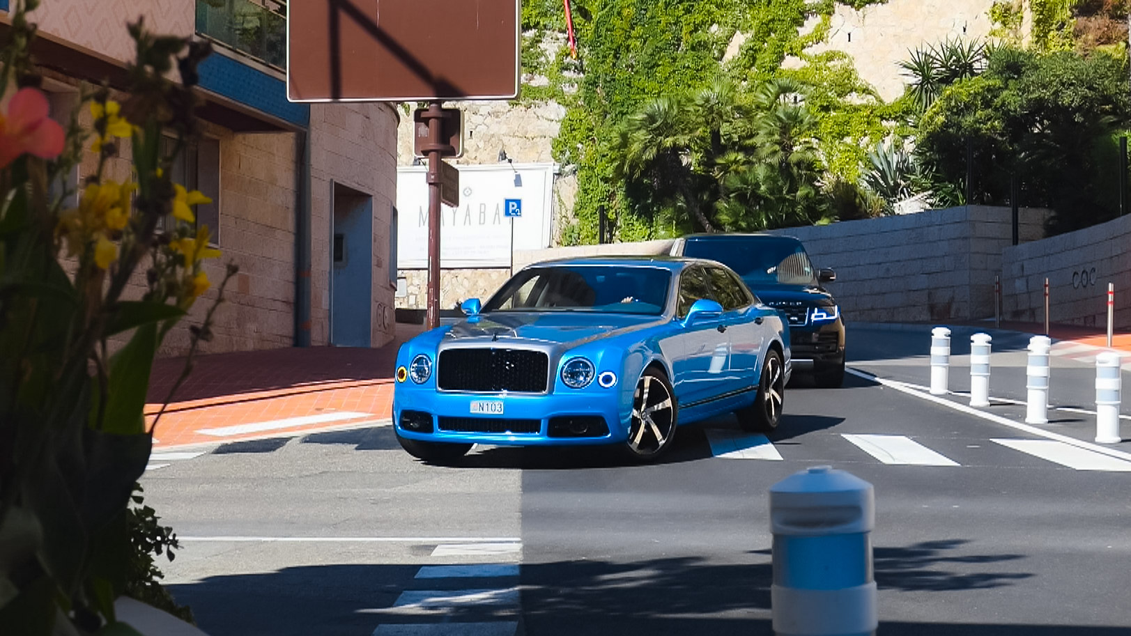 Bentley Mulsanne - N103 (MC)