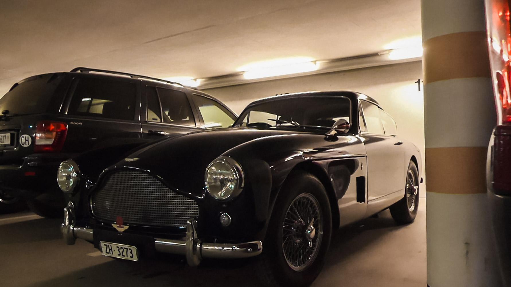 Aston Martin DB2/4 Mk III - ZH-3273 (CH)