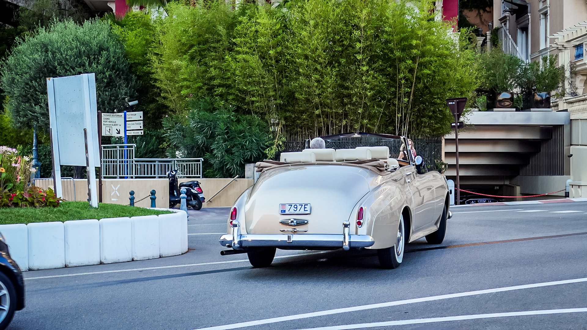 Rolls Royce Silver Cloud Convertible - 797E (MC)