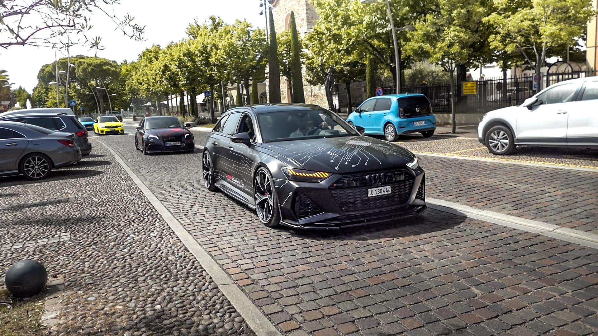 Audi RS6 - LU-130444 (CH)