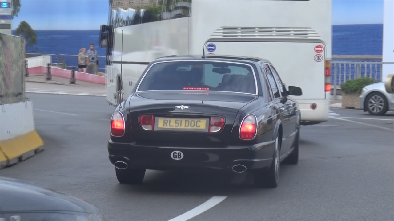 Bentley Arnage - RL51-DOC (GB)