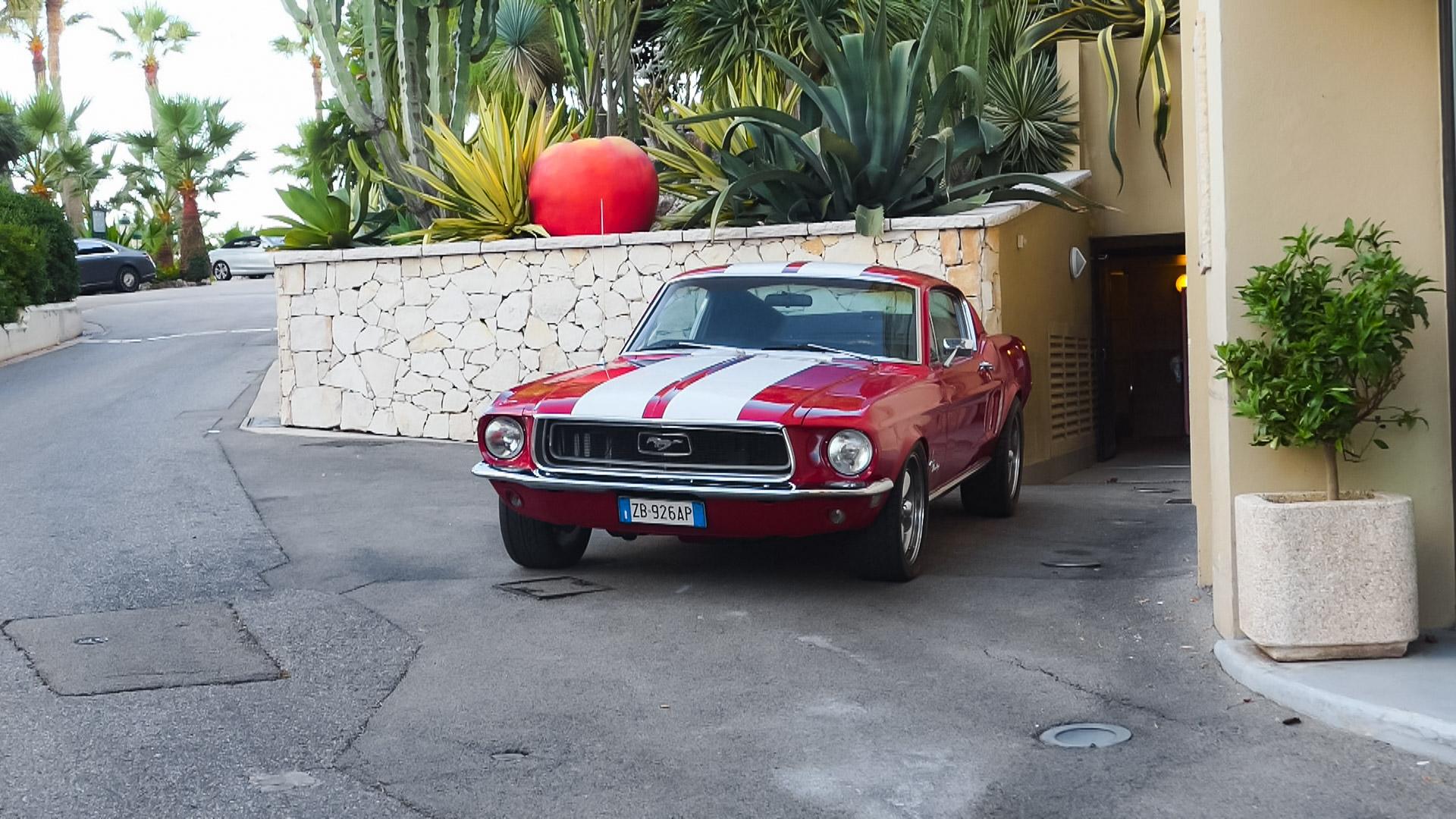Mustang I GT 350 - ZB-926-AP (ITA)