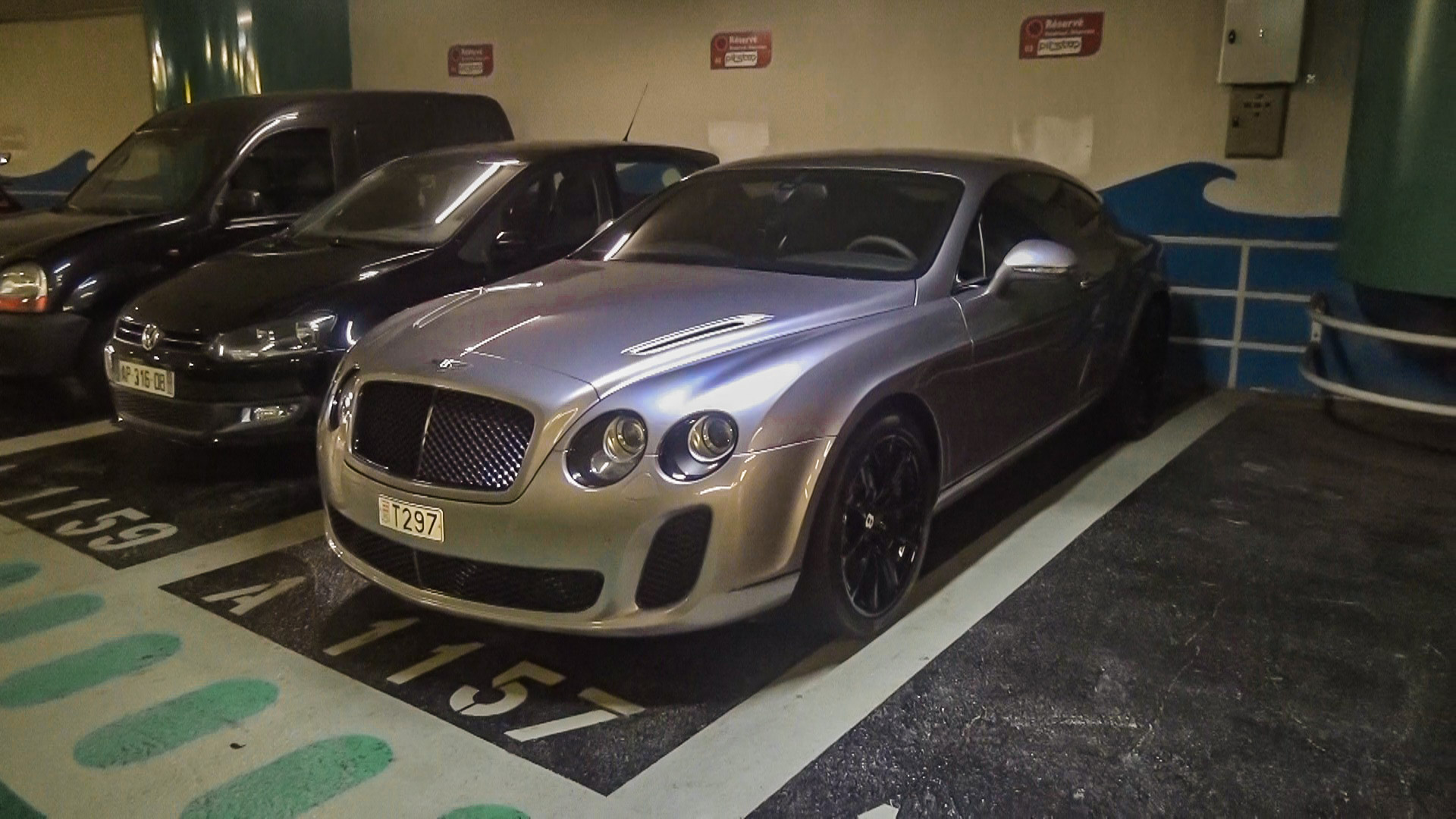 Bentley Continental GT Supersports - T297 (MC)